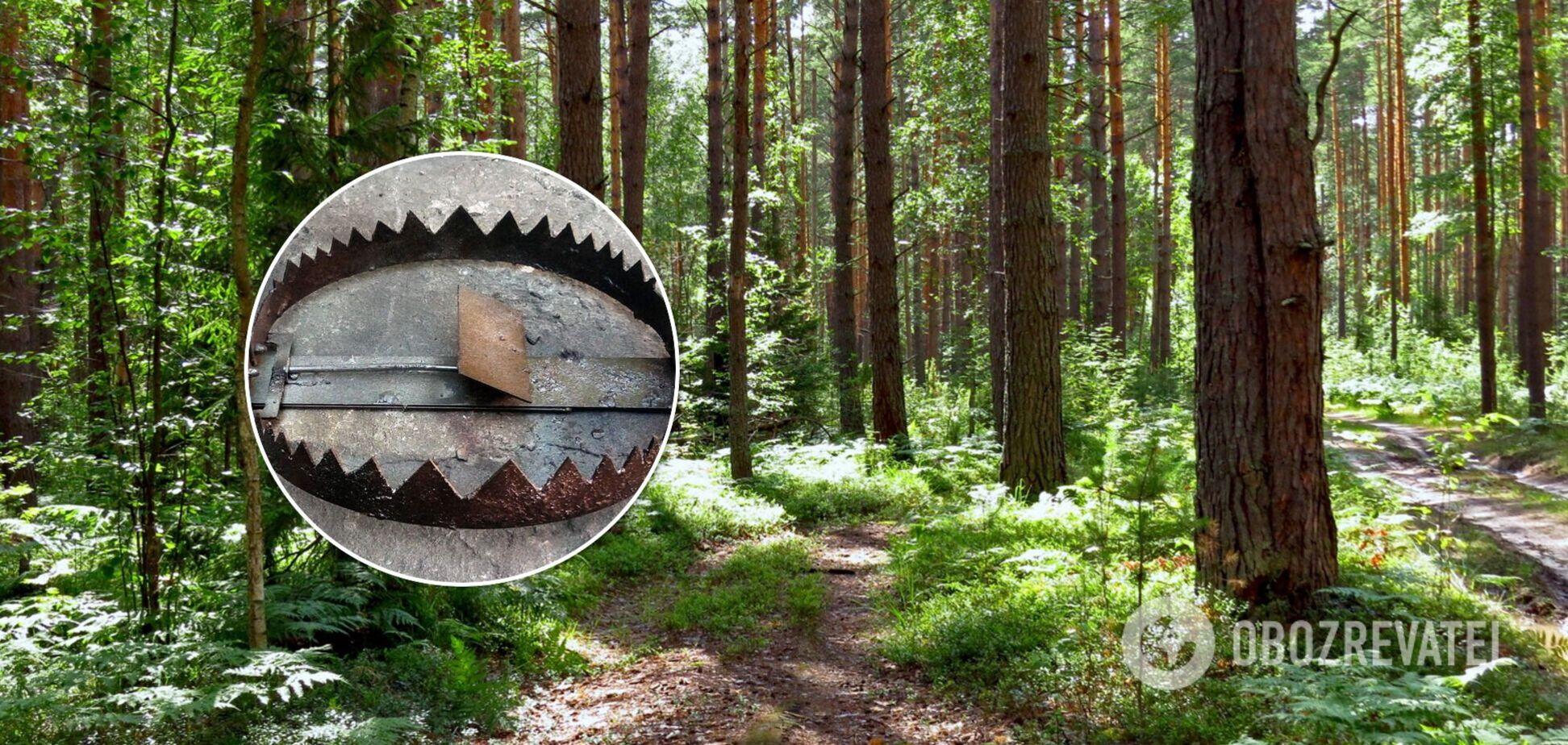 На Рівненщині в пастку потрапив загадковий звір: люди впевнені, що це 'чупакабра'. Відео