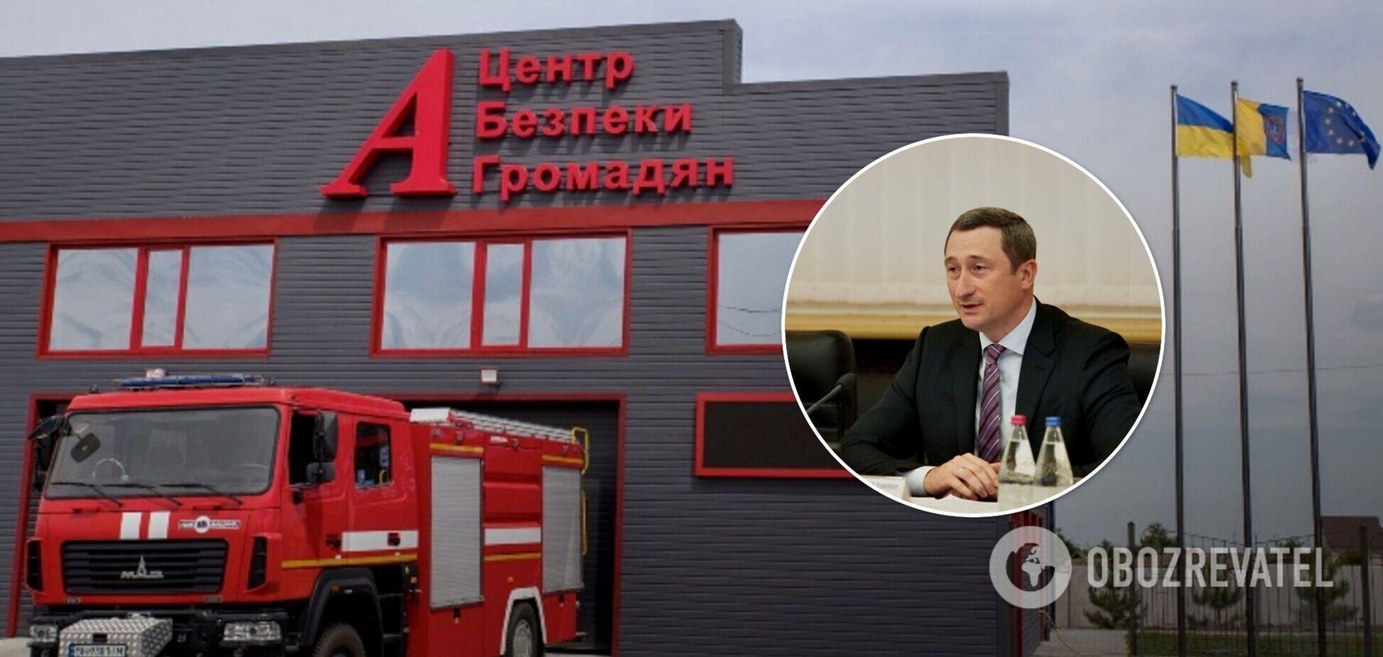 В Україні створюють 'Центри безпеки', які об'єднають поліцію, 'швидку' та пожежну служби, – Чернишов