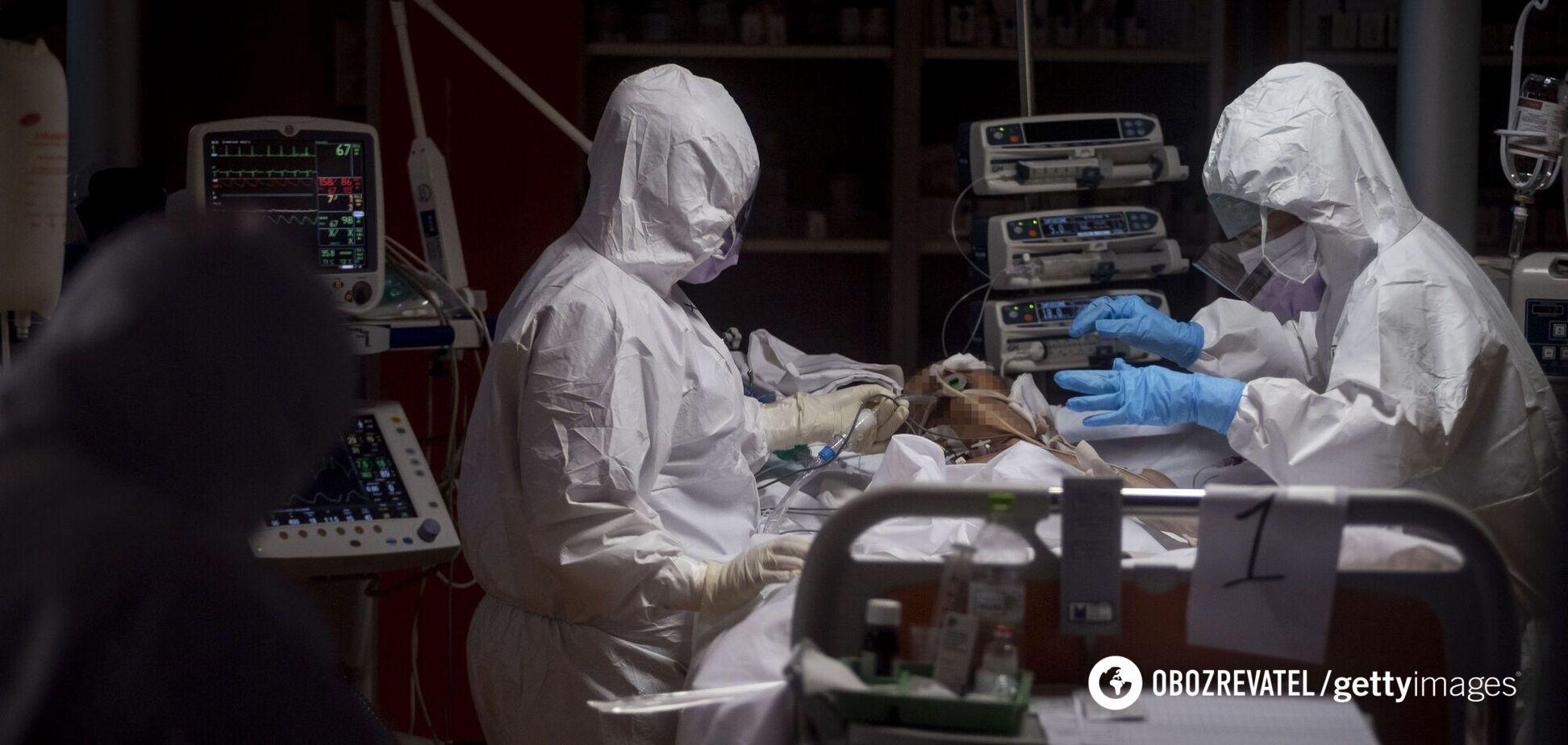 Ученые обнаружили признак, который указывает на риск смерти от COVID-19