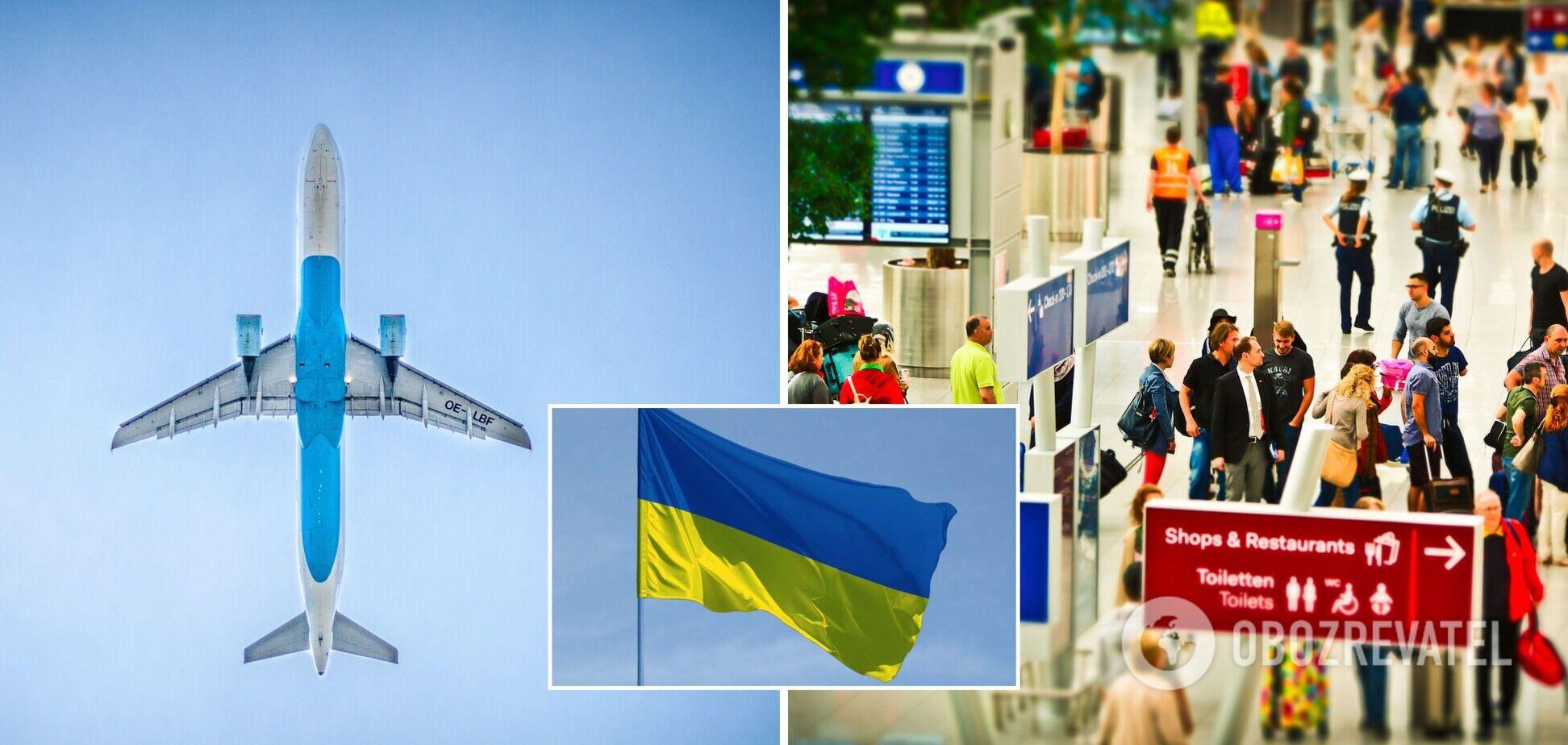Лоукостер Eurowings почне здійснювати польоти в Україну