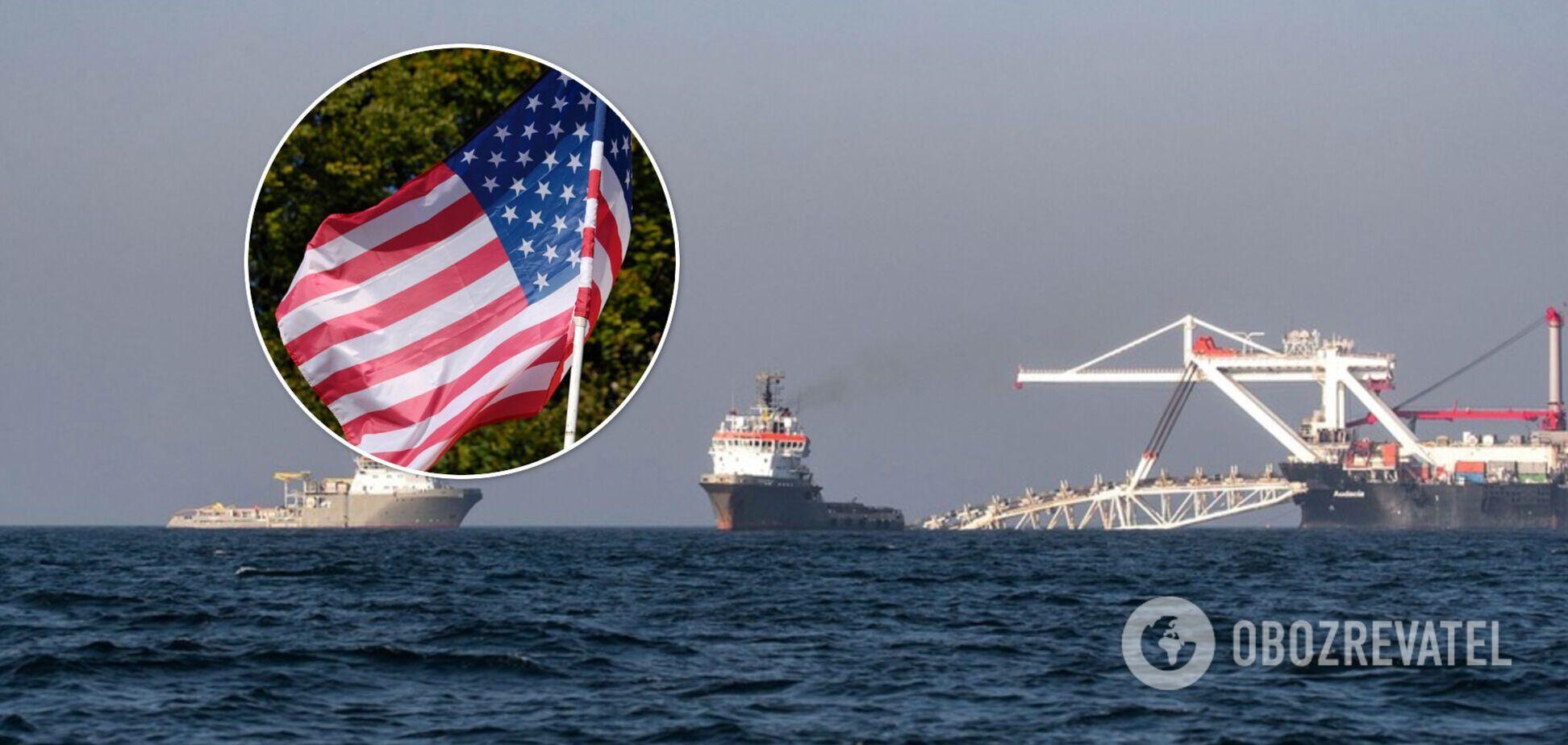 Маркарова заявила, что у США и Украины одна позиция по 'Северному потоку-2'