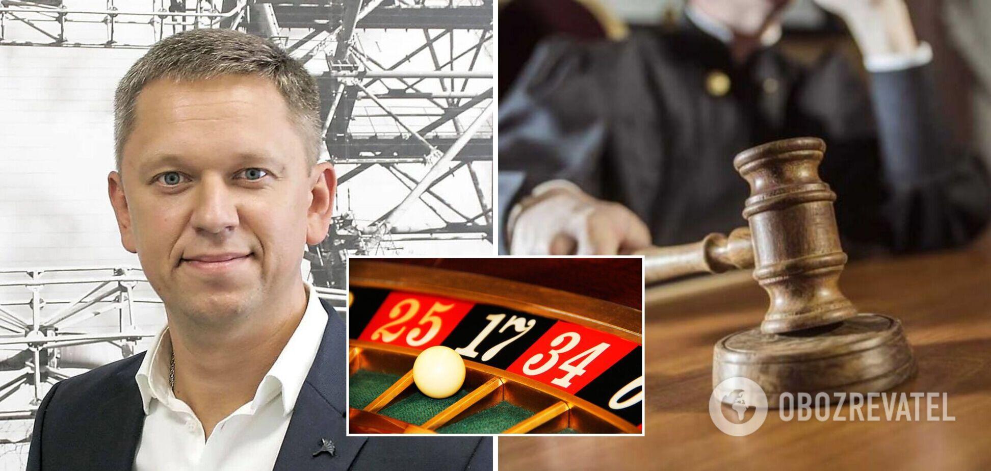 За члена Комиссии по азартным играм, пойманного на взятке, внесли залог: появились подробности