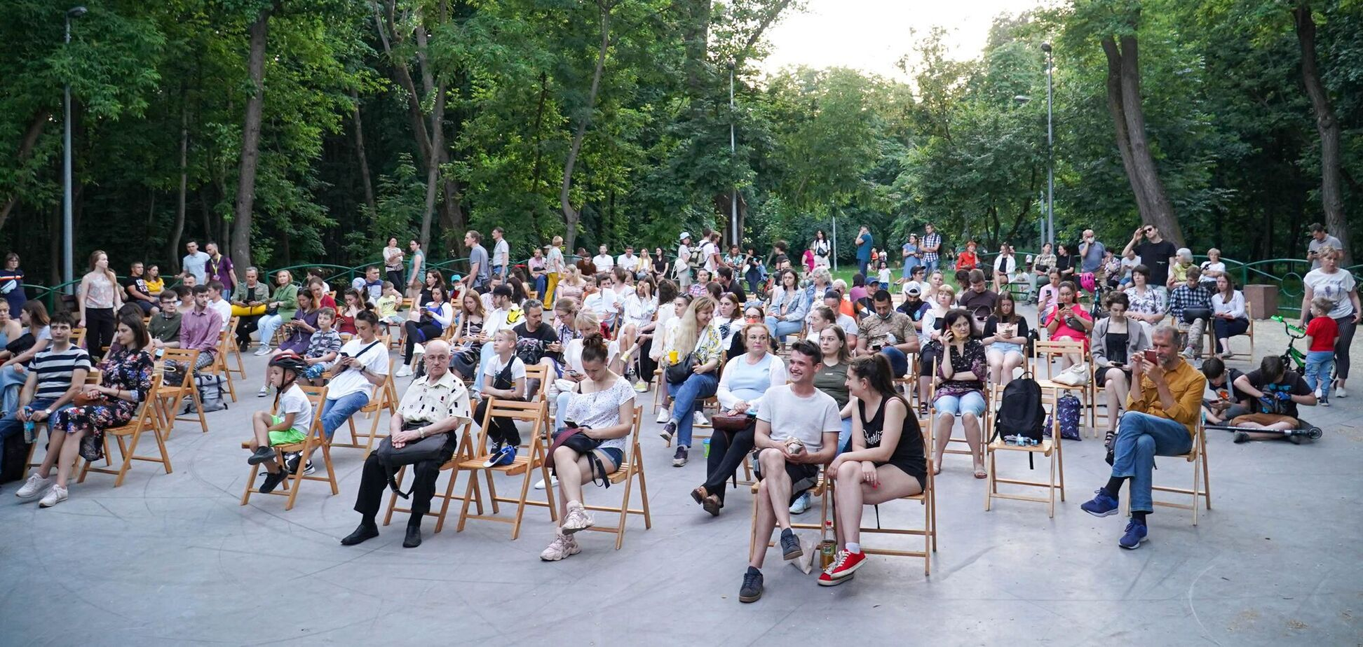 В Киеве в рамках проекта Мемориального центра 'Бабий Яр' состоится кинофестиваль 'Соседи': программа