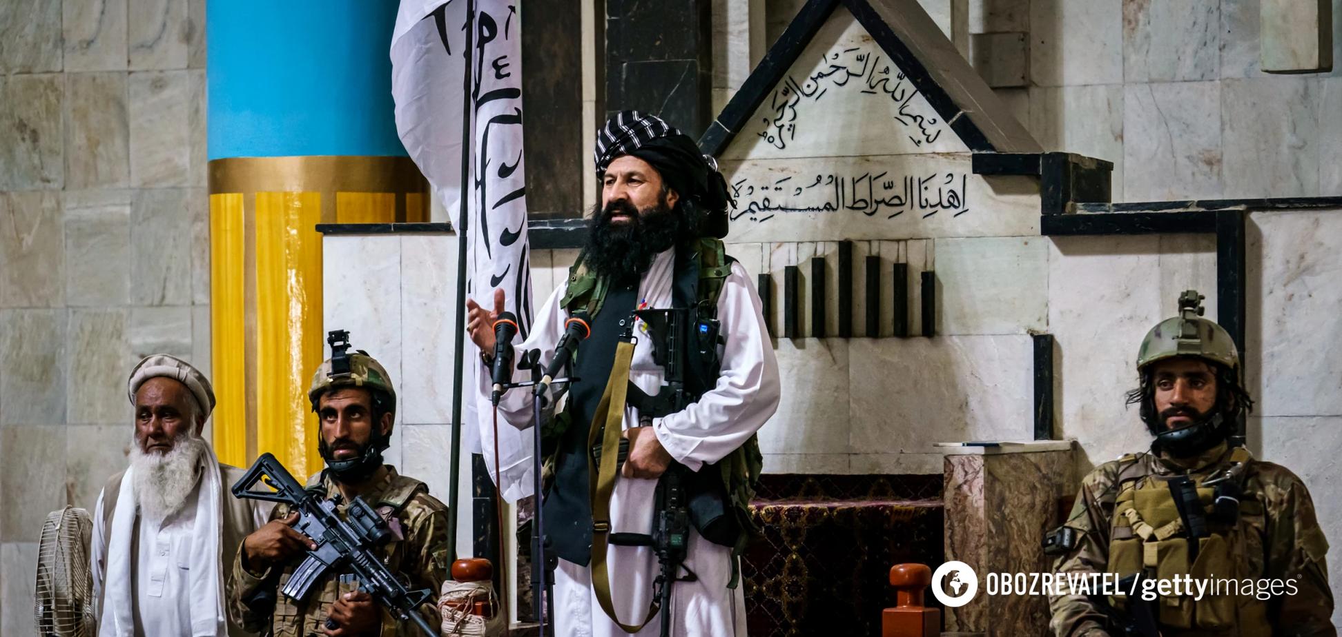 Хаккані був пов'язаний з 'Аль-Каїдою'