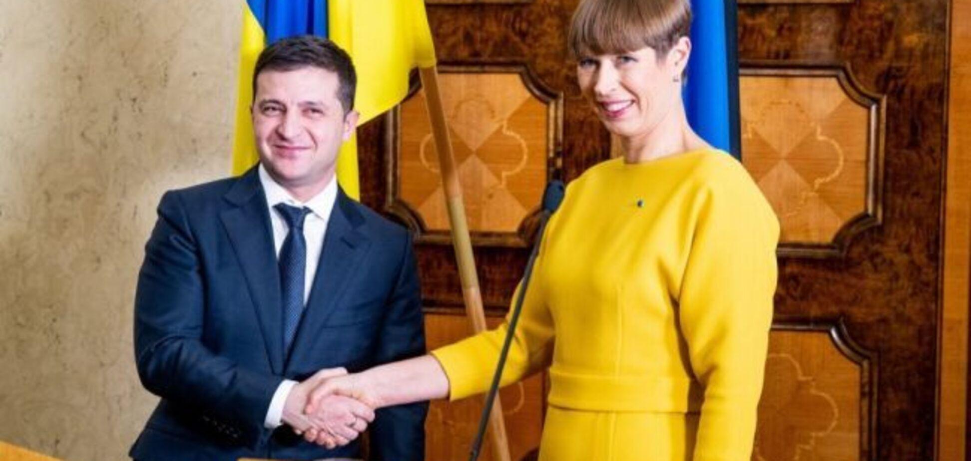 'Холодный душ' для украинцев от президента Эстонии