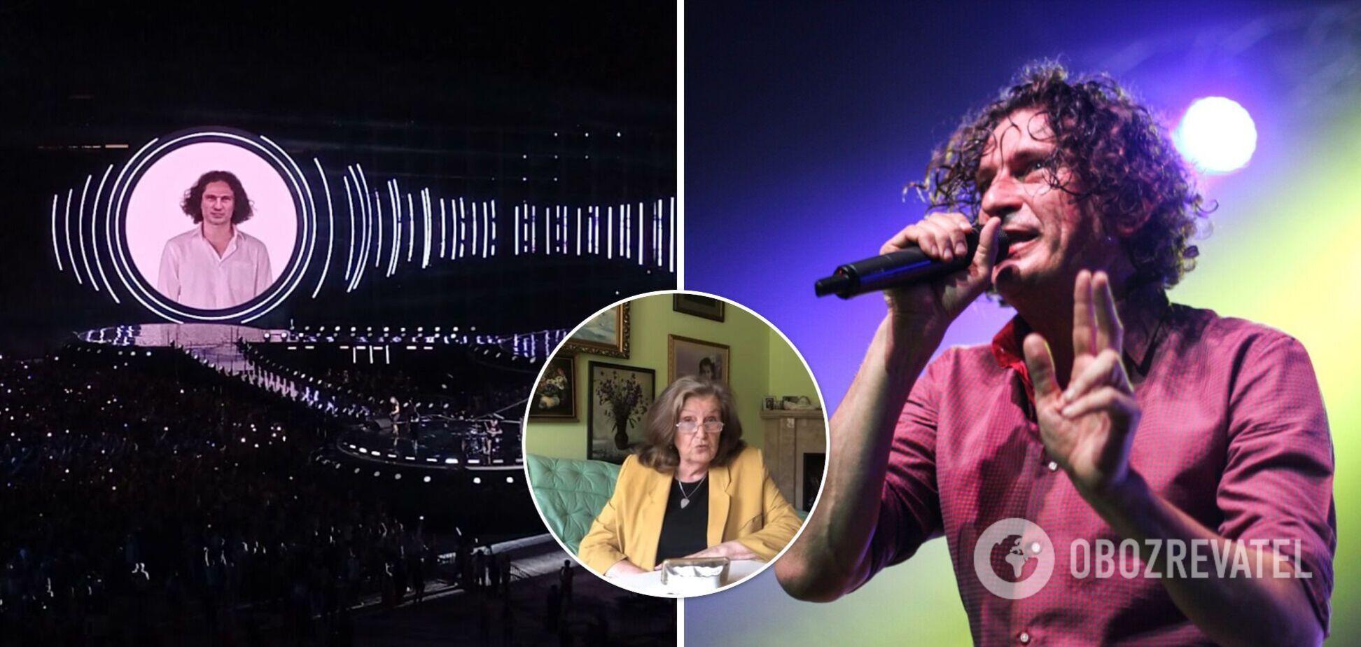 Мама Кузьмы эмоционально отреагировала на 'живое' выступление сына