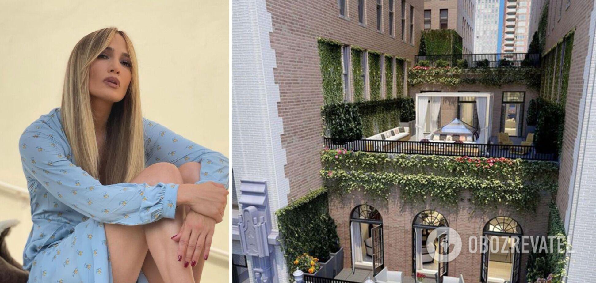 Джей Ло четыре года не может продать пентхаус за $25 млн: как выглядит двухэтажная квартира