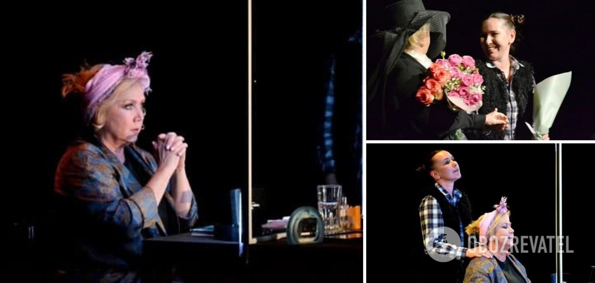 22 вересня в Національній опереті покажуть комедію 'Прем'єра. Бродвейська історія'