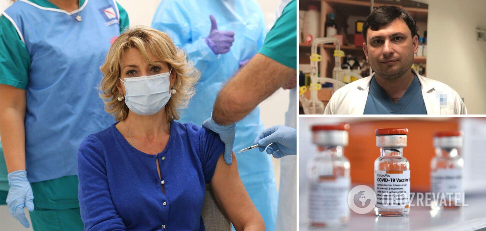Какая вакцина защищает от Дельты, зачем и кому нужна третья прививка: врач из Израиля дал пояснения