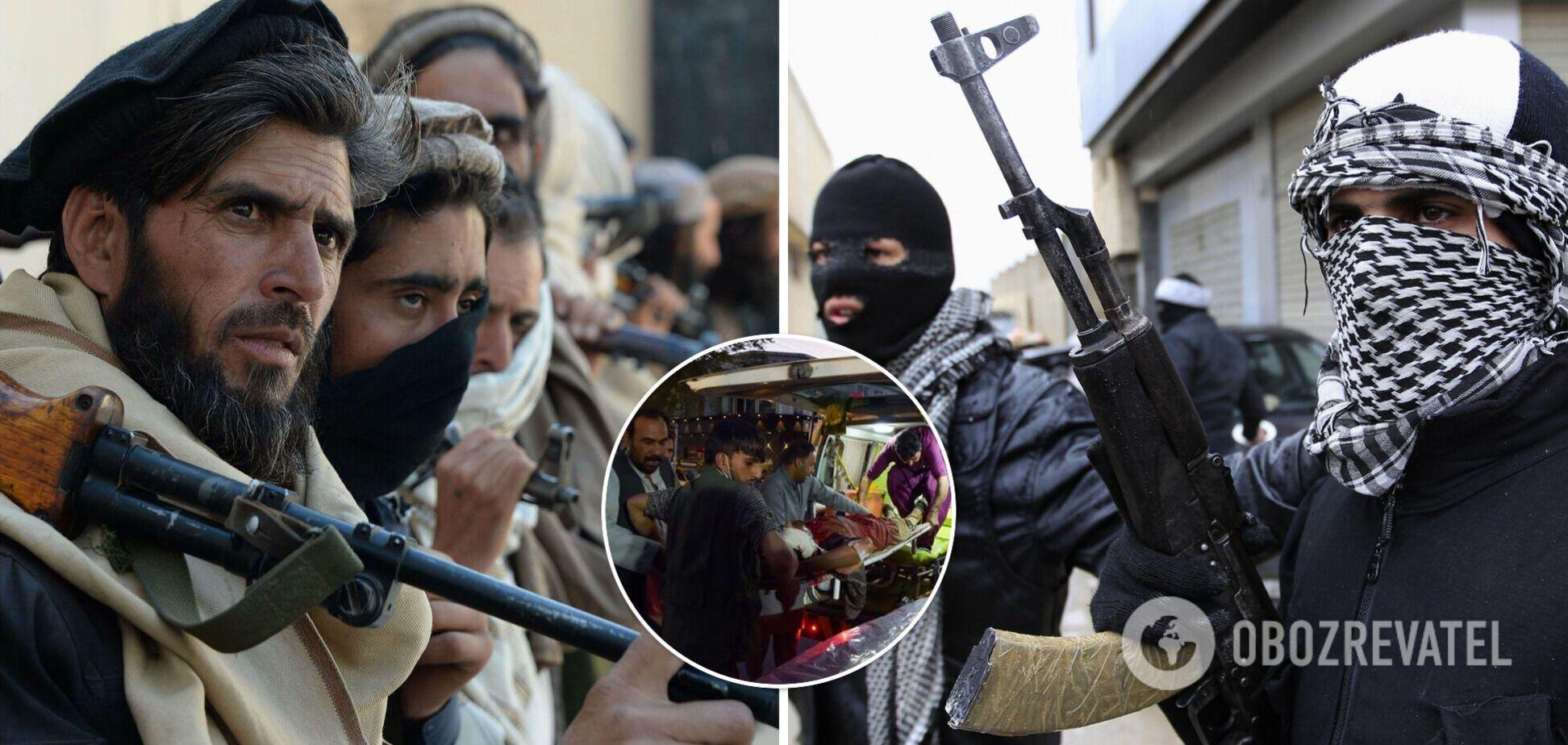 Терористи ІД влаштували криваві вибухи в Кабулі: хто вони і чому ворогують з 'Талібаном'