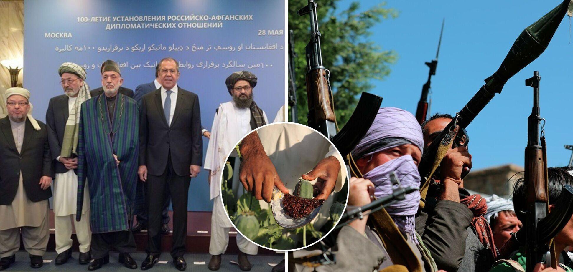 Беженцы, наркотики и теракты: почему Россия пострадает от прихода 'Талибана'