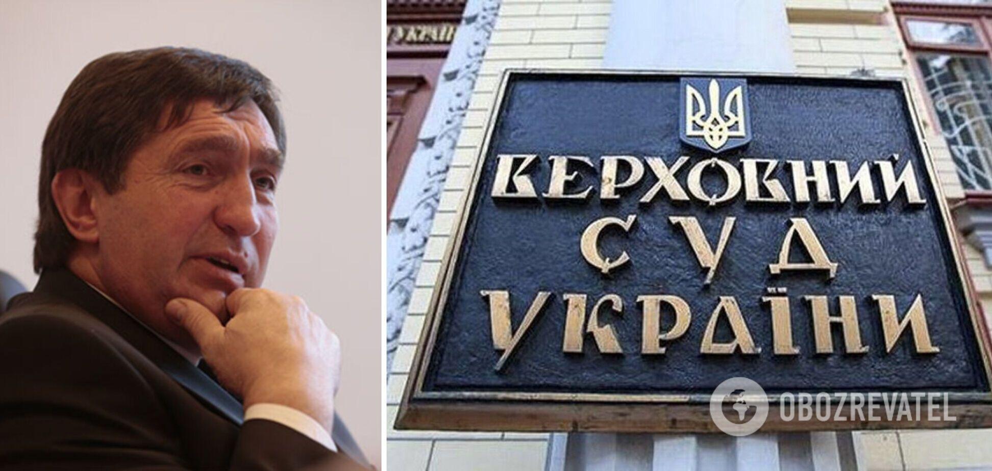 Трое судей Верховного суда Украины подали в оставку – СМИ