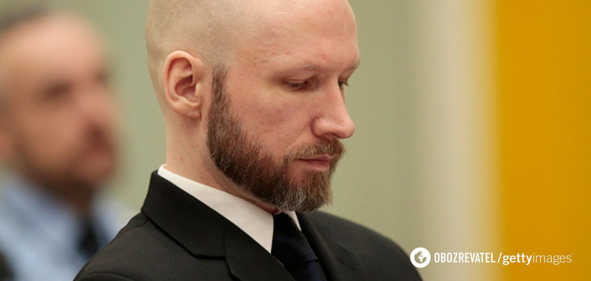 Убившего 77 человек норвежского террориста Брейвика могут выпустить на свободу