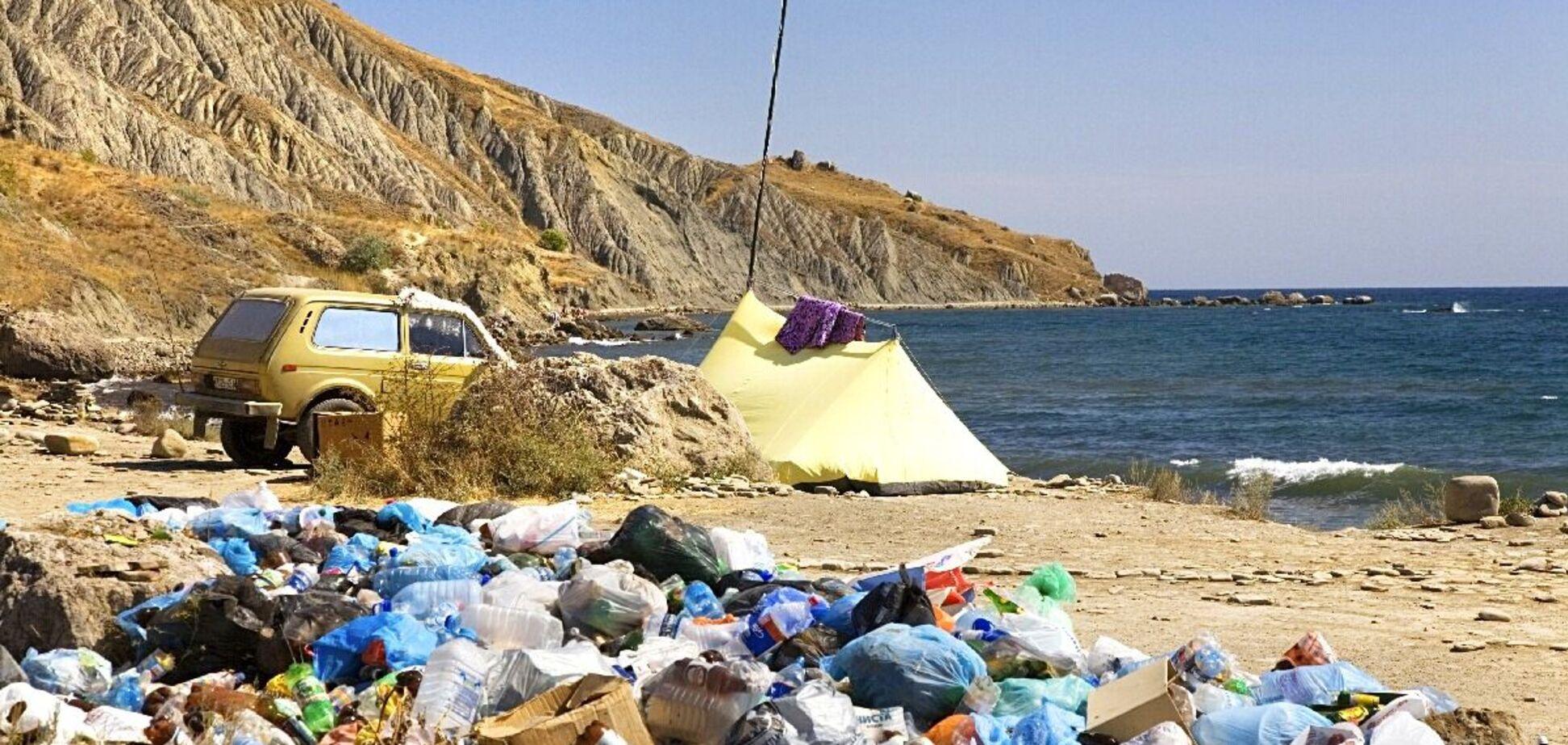 Новости Крымнаша. Развития в Крыму нет, кроме понтов и уничтожения уникальной природы