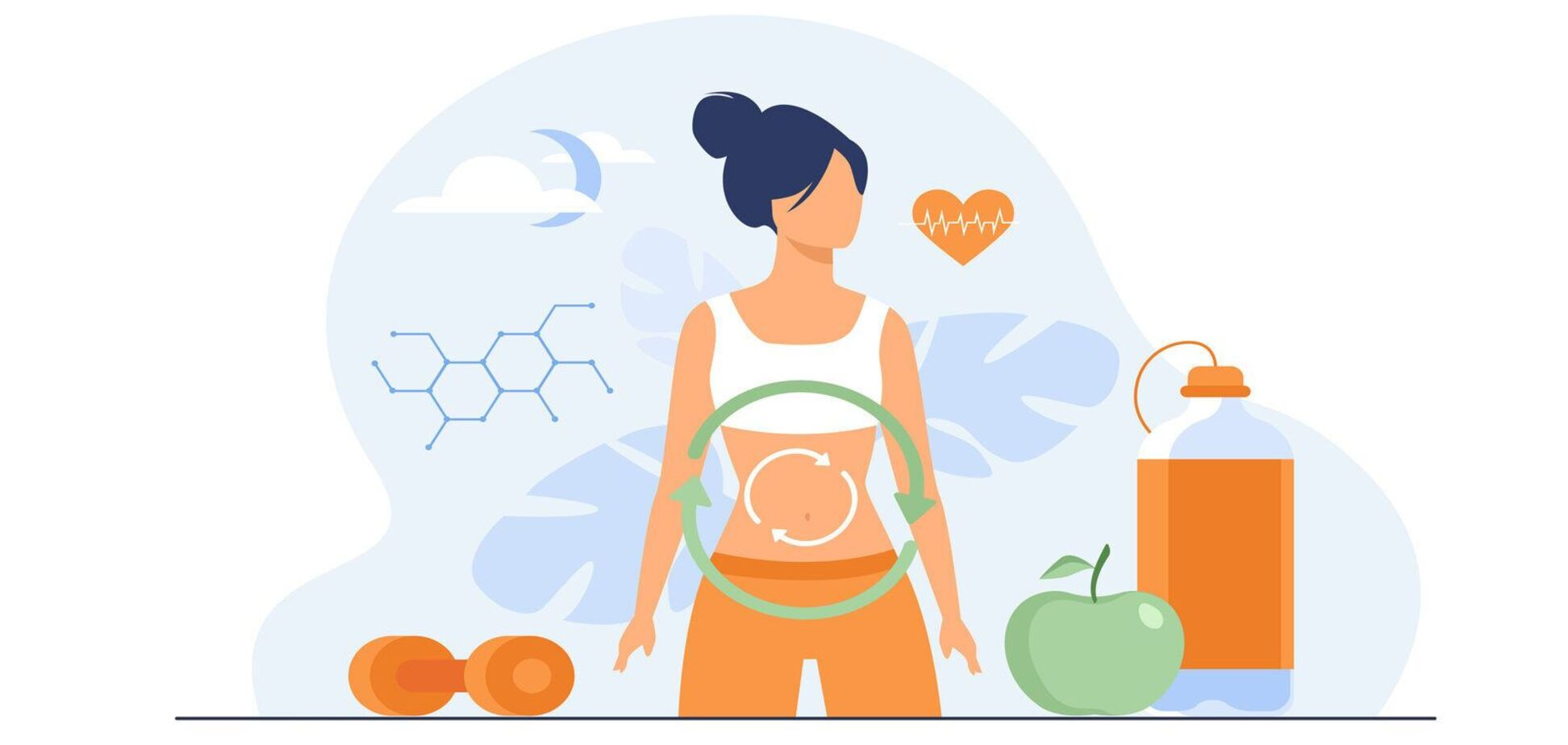Чому вага з віком різко збільшується: результати дослідження