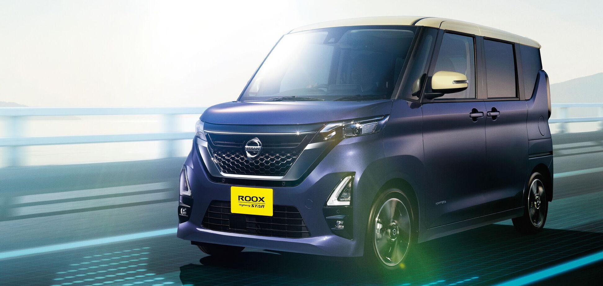 Nissan готує субкомпактний електромобіль