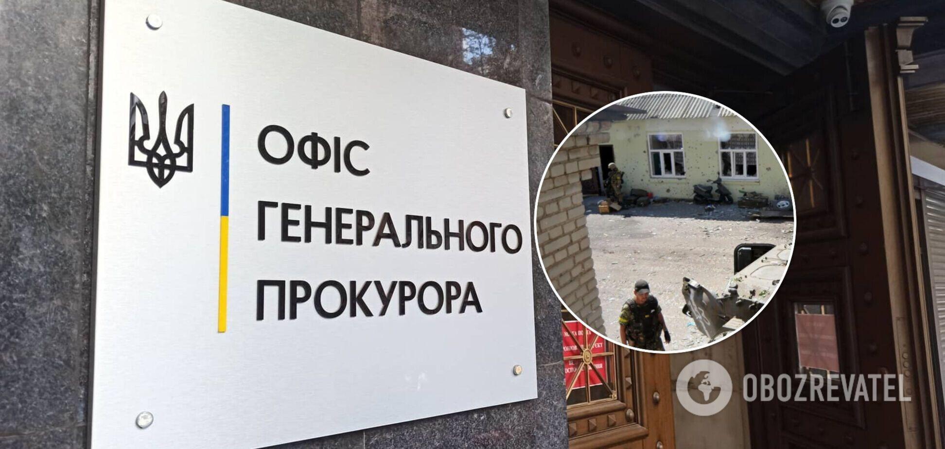 ОГП – о расследовании Иловайской трагедии: ошибки командования АТО не связаны с гибелью военных