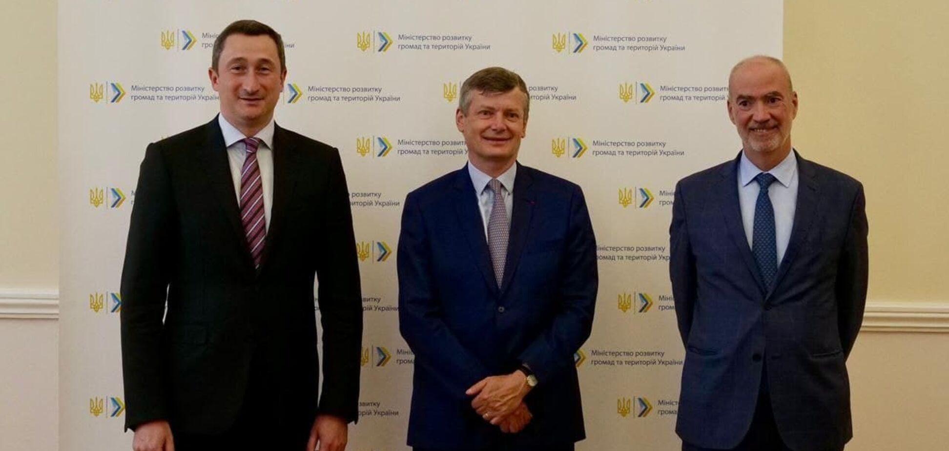 Опыт института префектов Франции будет полезным Украине, – Чернышов