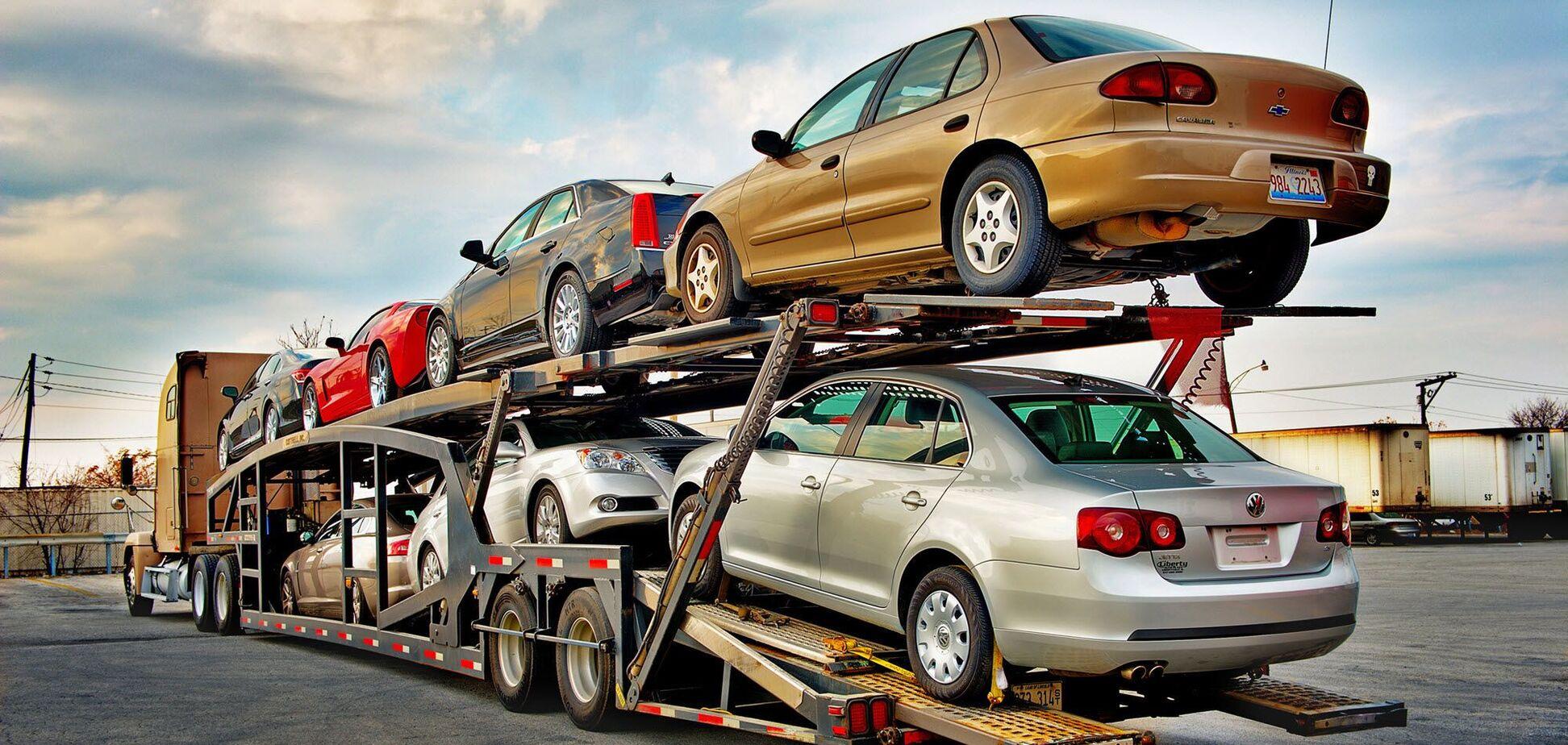 Подержанные авто с американских аукционов подорожают: названы причины