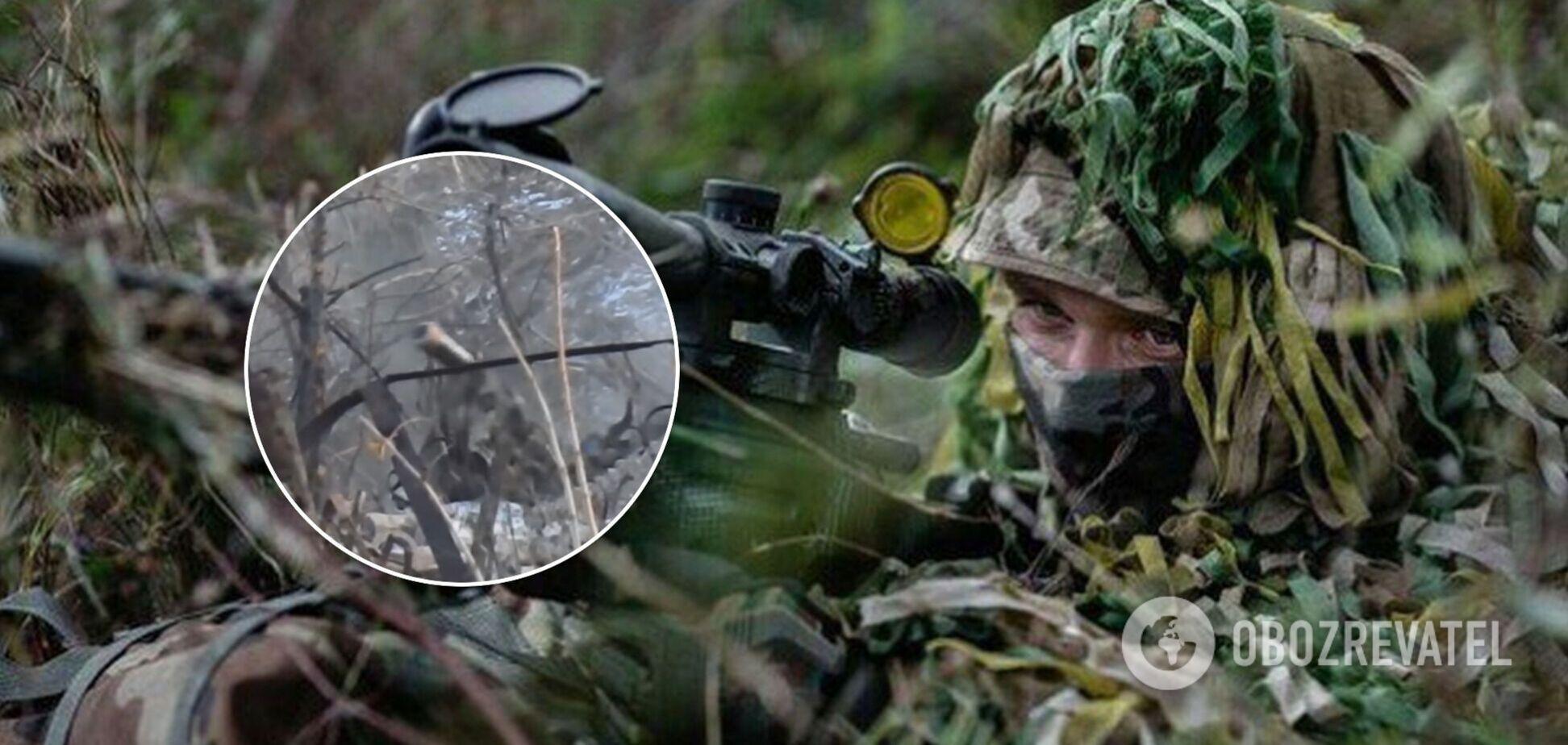 На Донбасі ліквідували снайпера противника