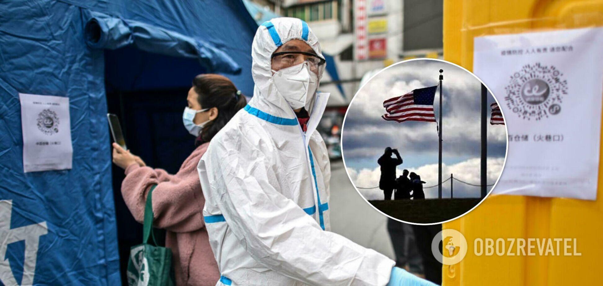 Коронавірус не розробляли як біологічну зброю – розвідка США