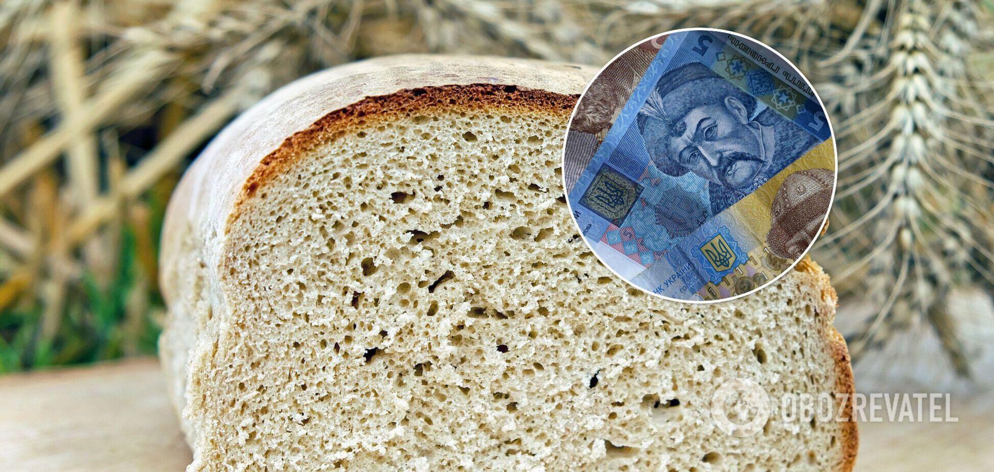 В Украине продолжит дорожать хлеб