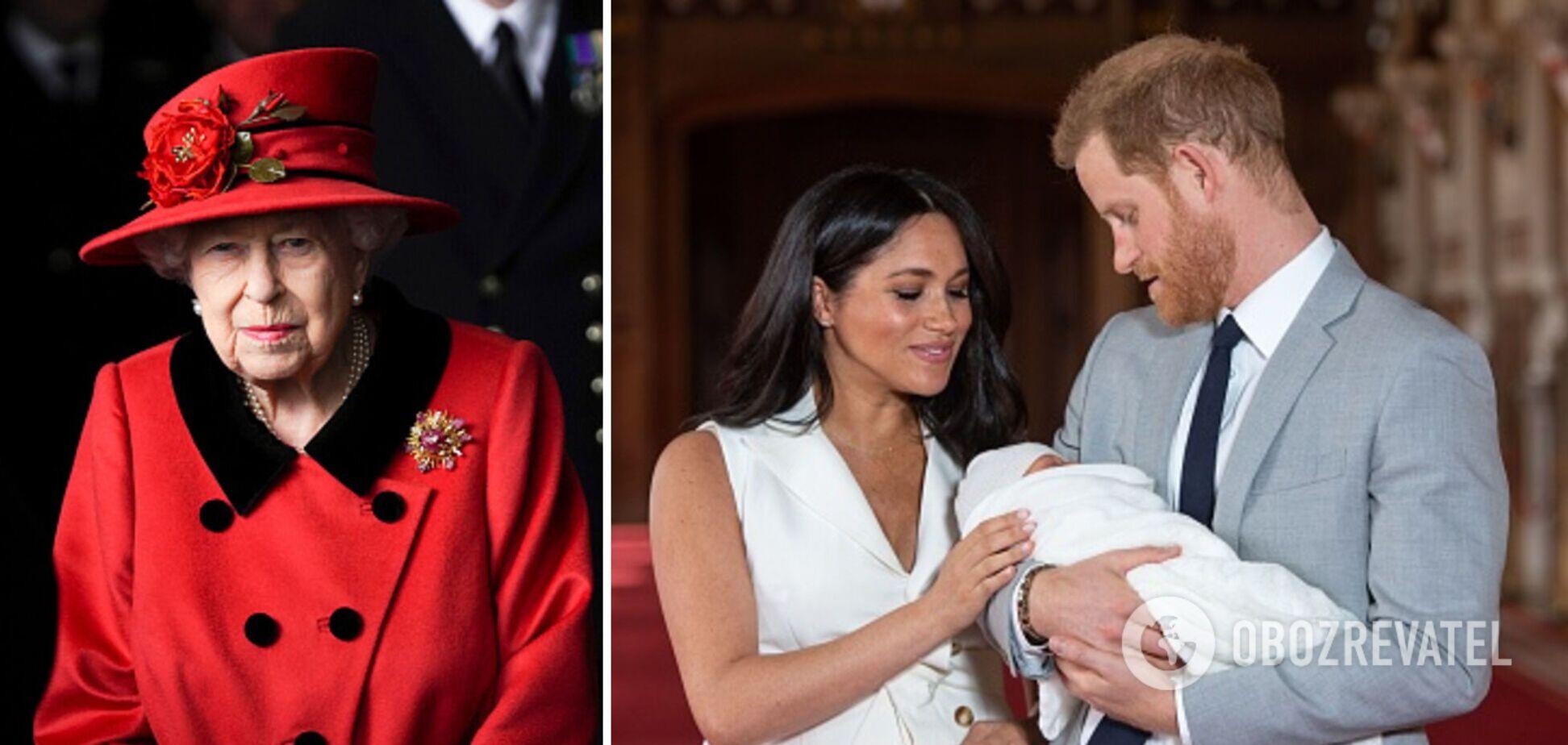 Принц Гарри и Меган Маркл могут назвать имя расиста из королевской семьи