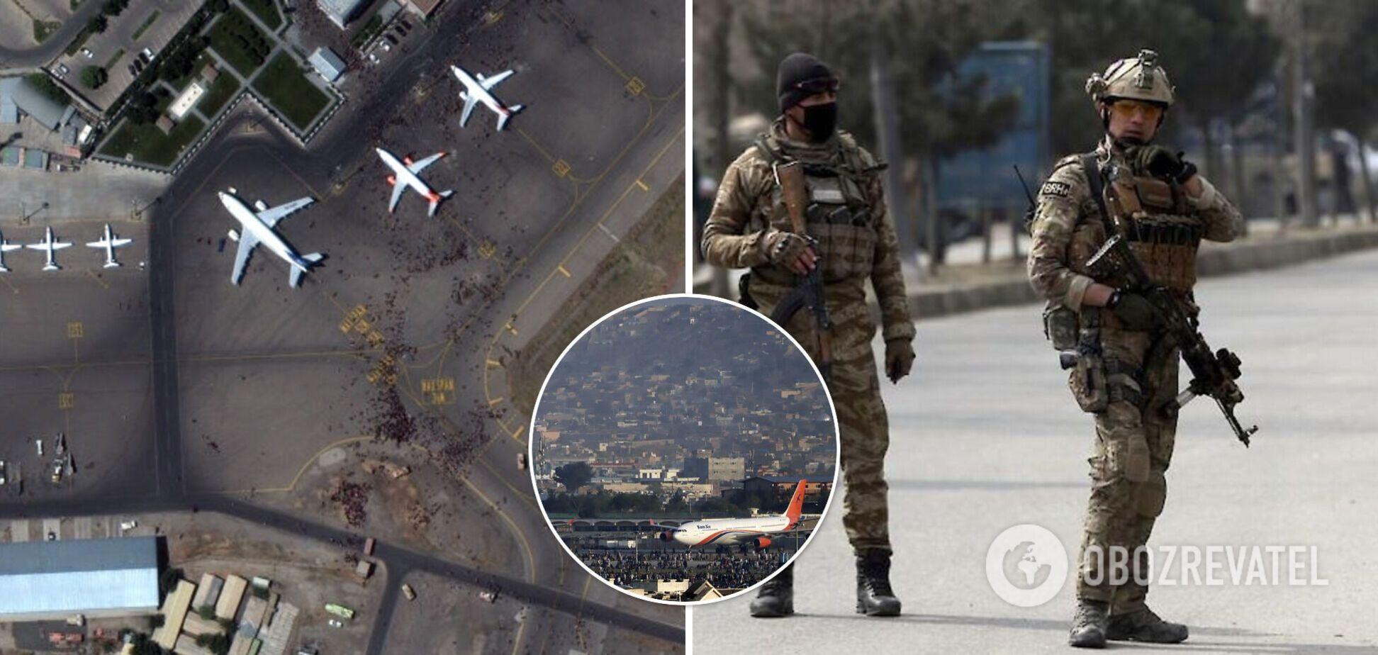 У США підтвердили нові загрози для аеропорту Кабула