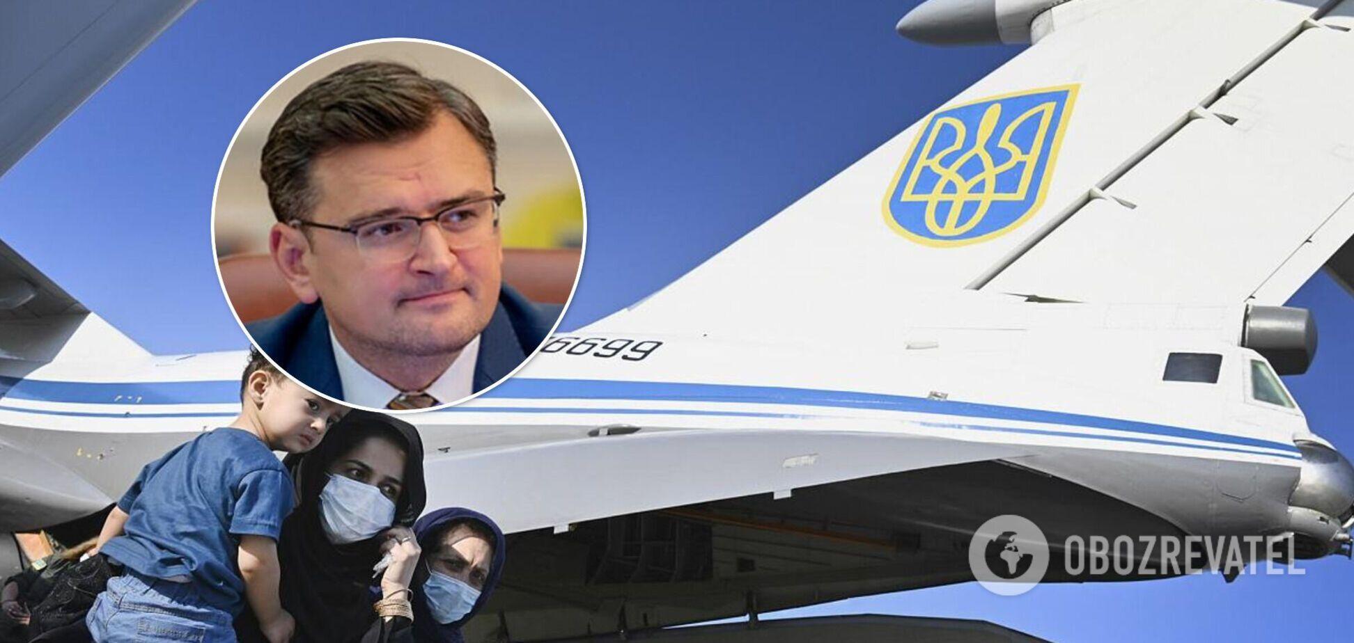 Ситуація змінилася раптово: з'ясувалися нові деталі 'захоплення' українського літака в Кабулі