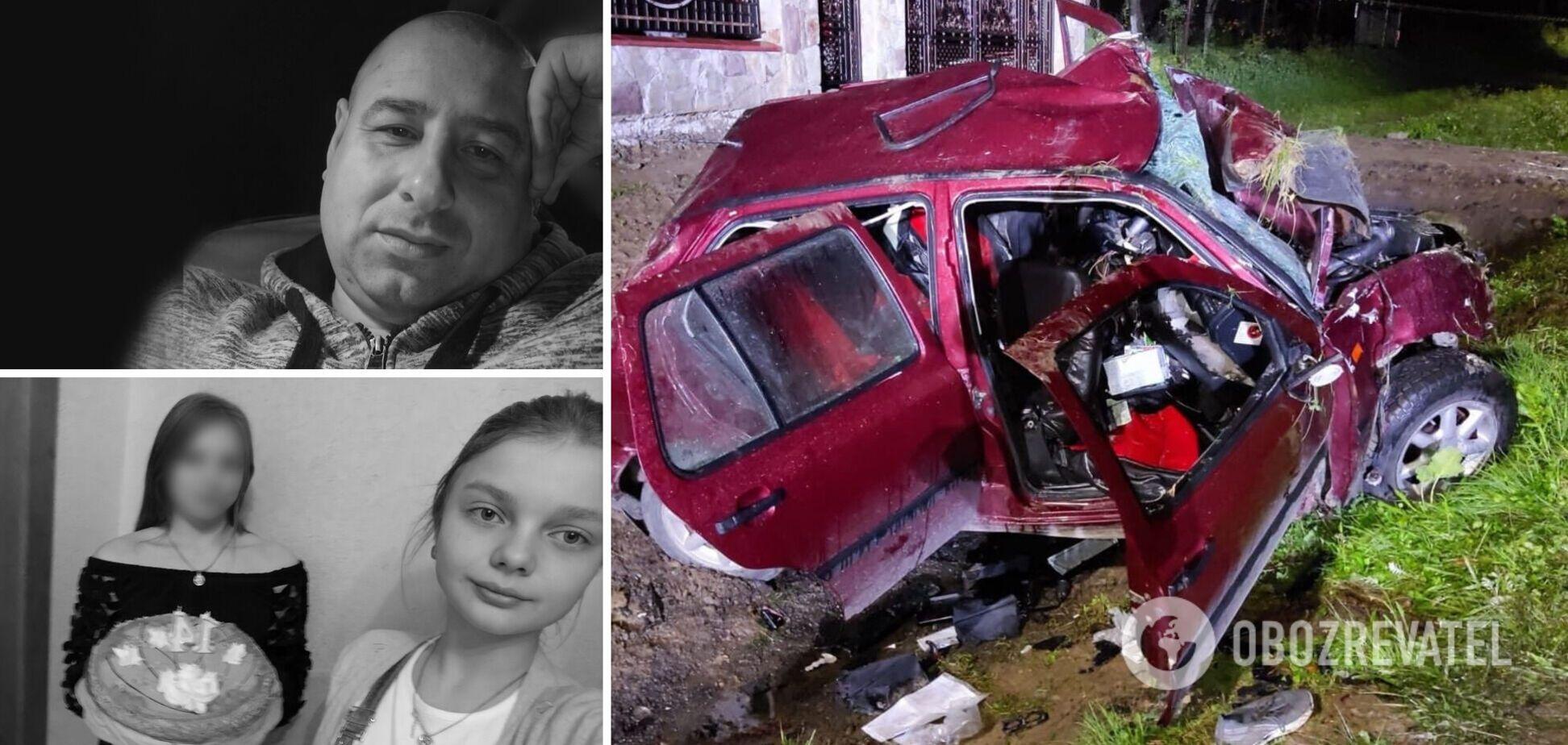 19-летний водитель без прав и пьяный: стали известны подробности ДТП с тремя погибшими на Львовщине