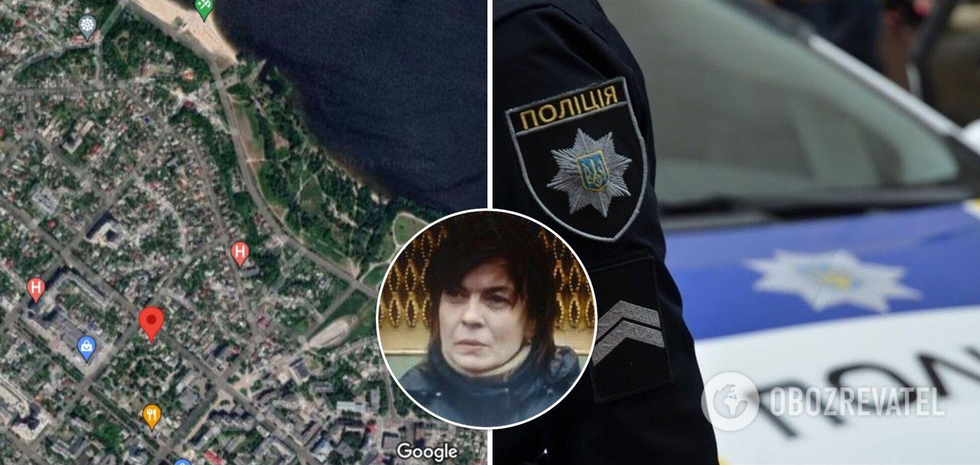 Виктория Лясова бабушка ребенка Черкассы