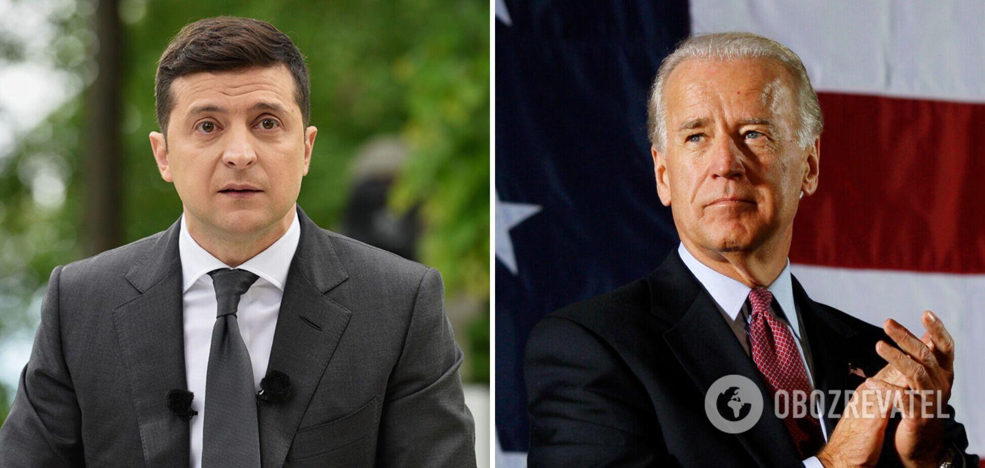 У Білому домі підтвердили зустріч Зеленського з Байденом та назвали головні теми переговорів