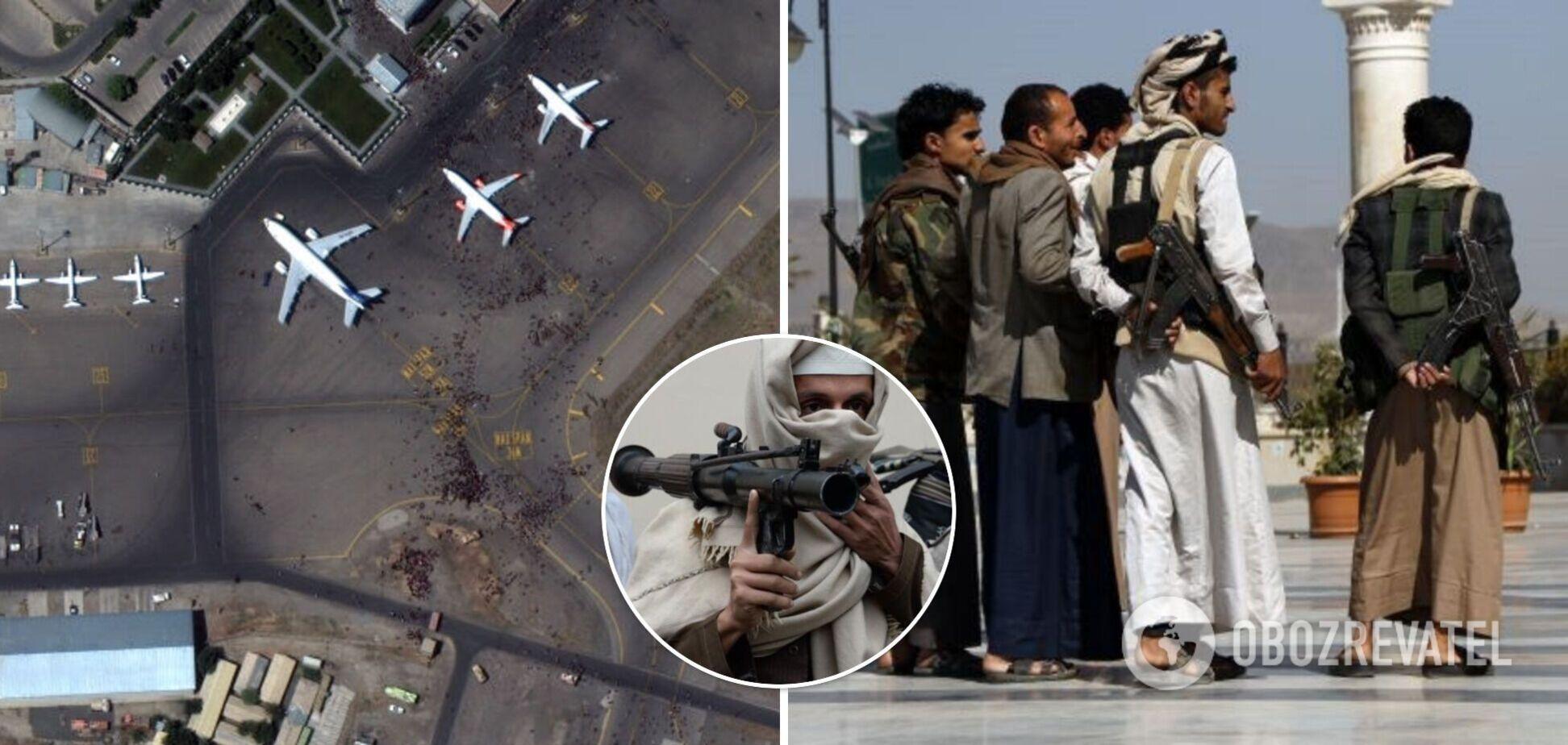 Чем грозит миру союз Талибана и путинской России