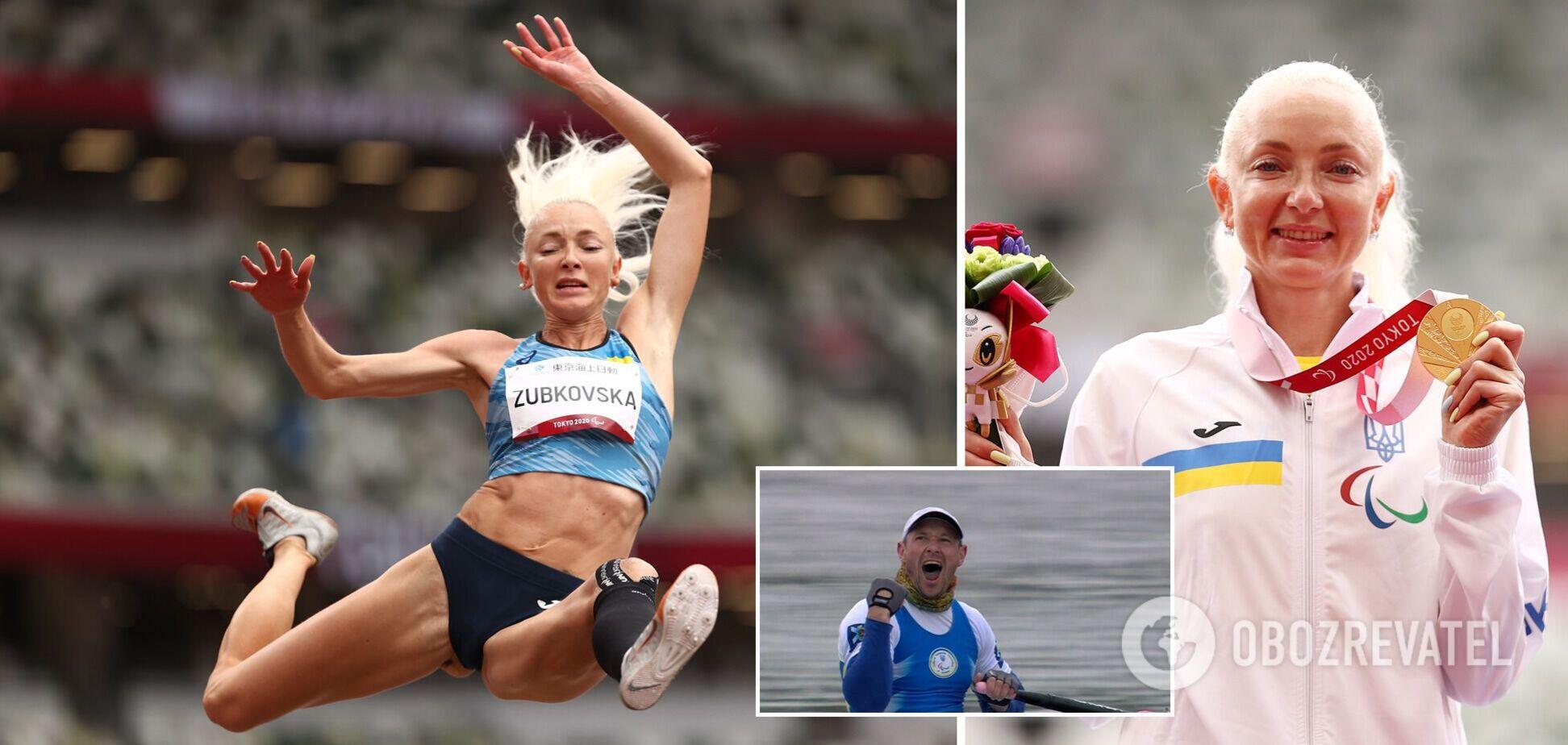 Україна завоювала 10-е 'золото' Паралімпіади-2020