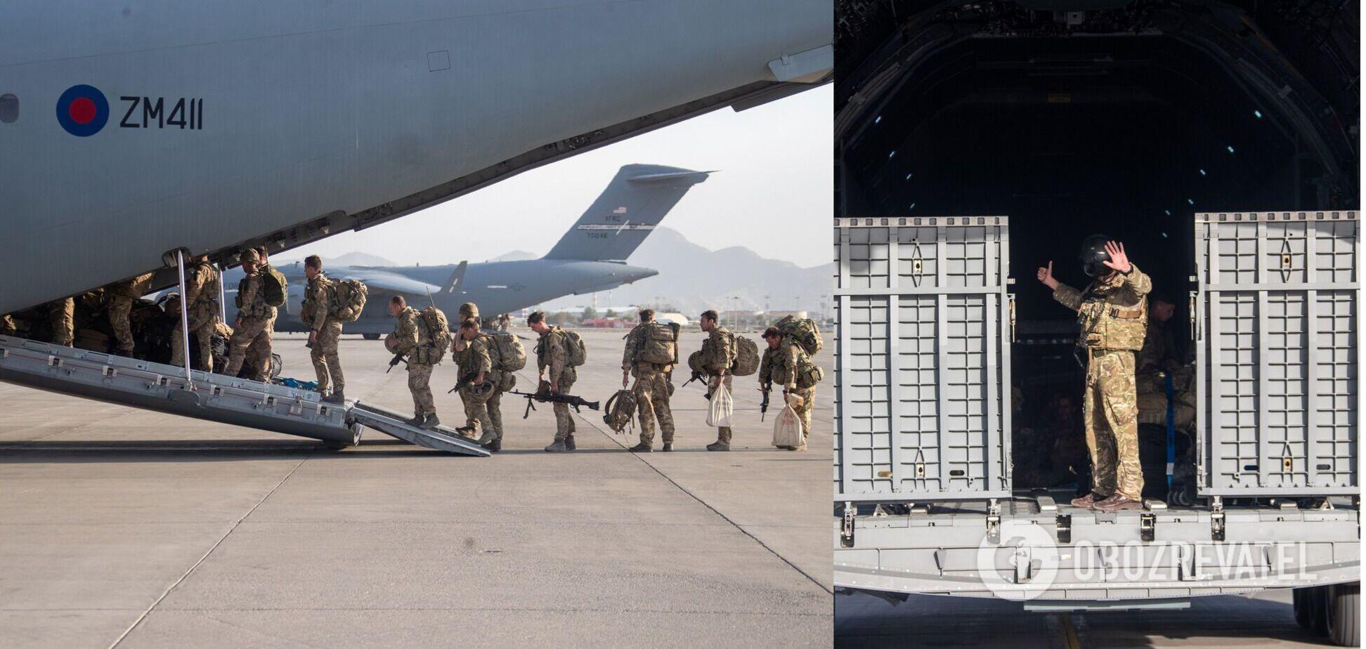 Британія заявила про закінчення евакуації з Афганістану: вивезено понад 15 тисяч людей