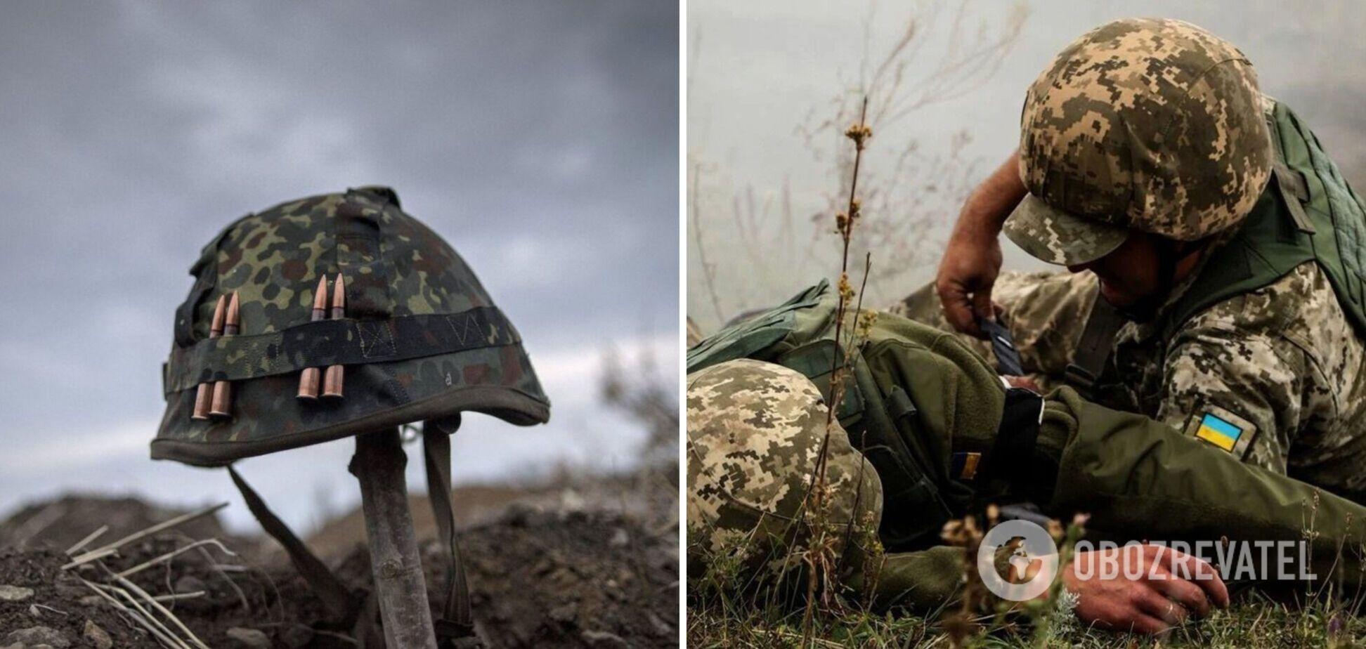 У зоні ООС поранено українського бійця