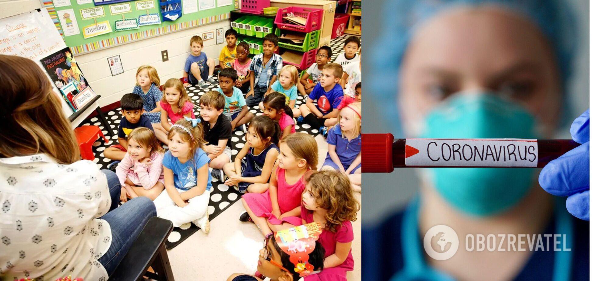 В США невакцинированная учительница заразила половину учеников коронавирусом