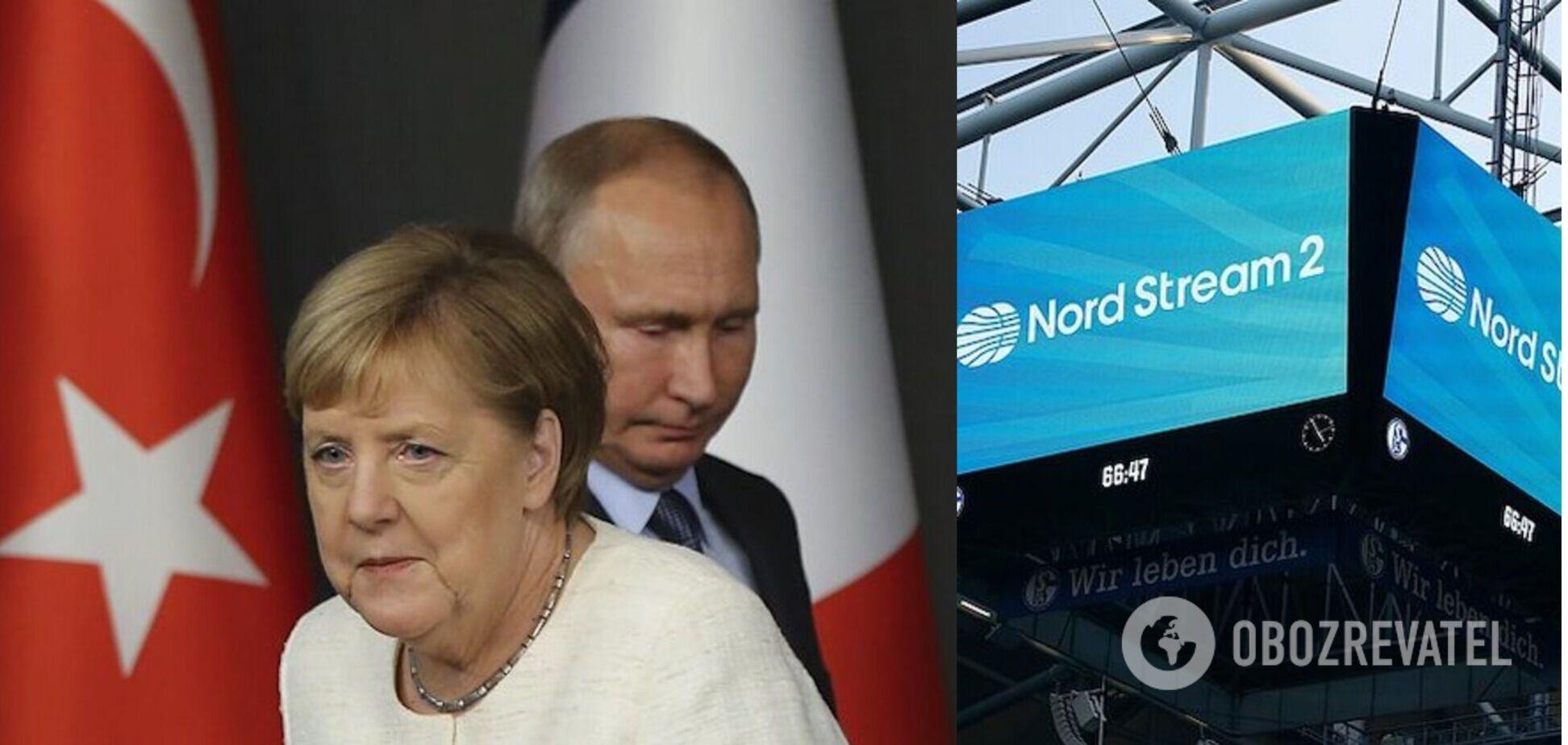 'Дымовая завеса': как российские СМИ отрабатывают 'Северный поток-2'