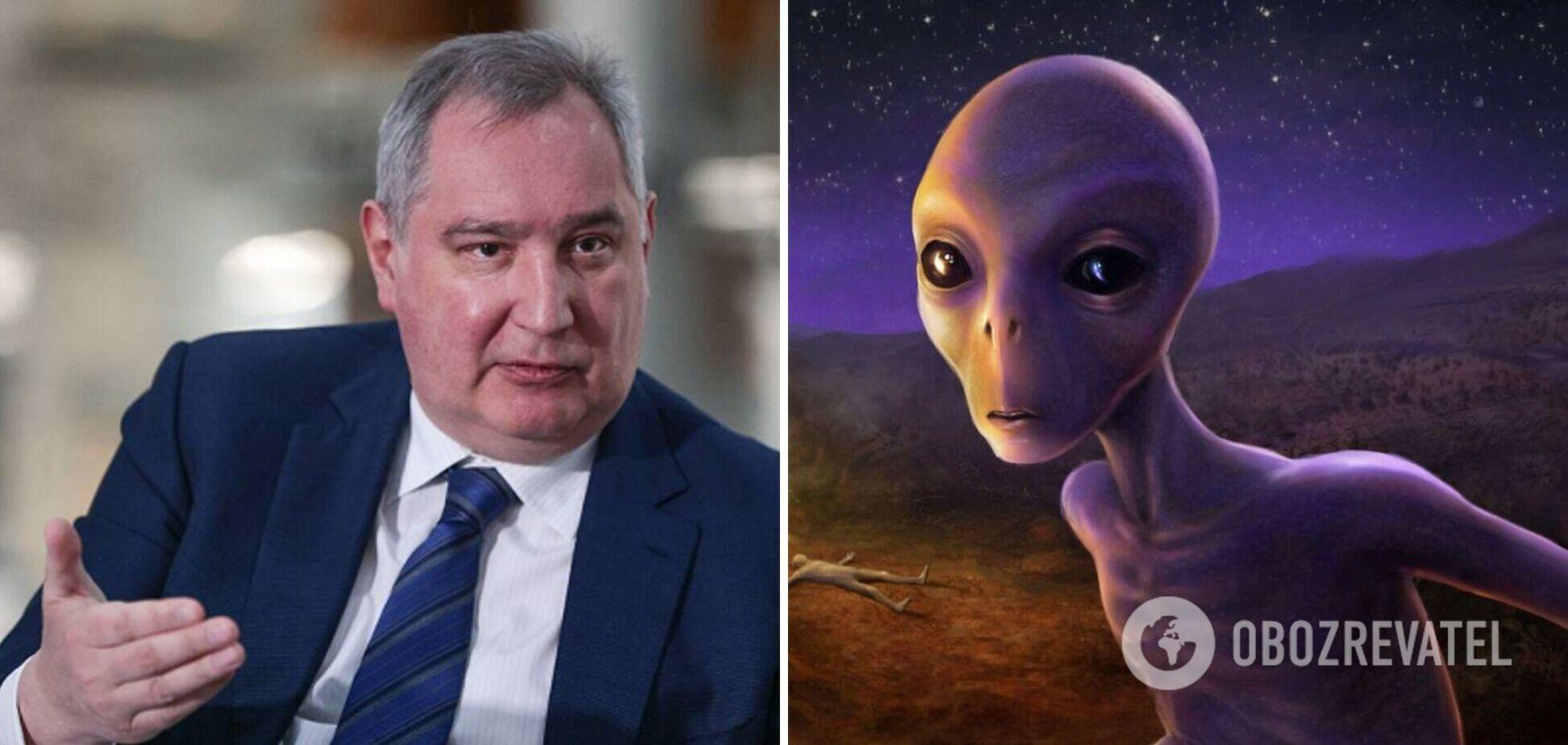 Головний 'космонавт' Путіна сказав про існування гуманоїдних інопланетян і розвеселив мережу