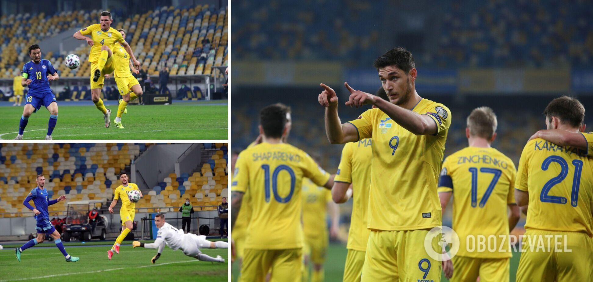 Казахстан Украина