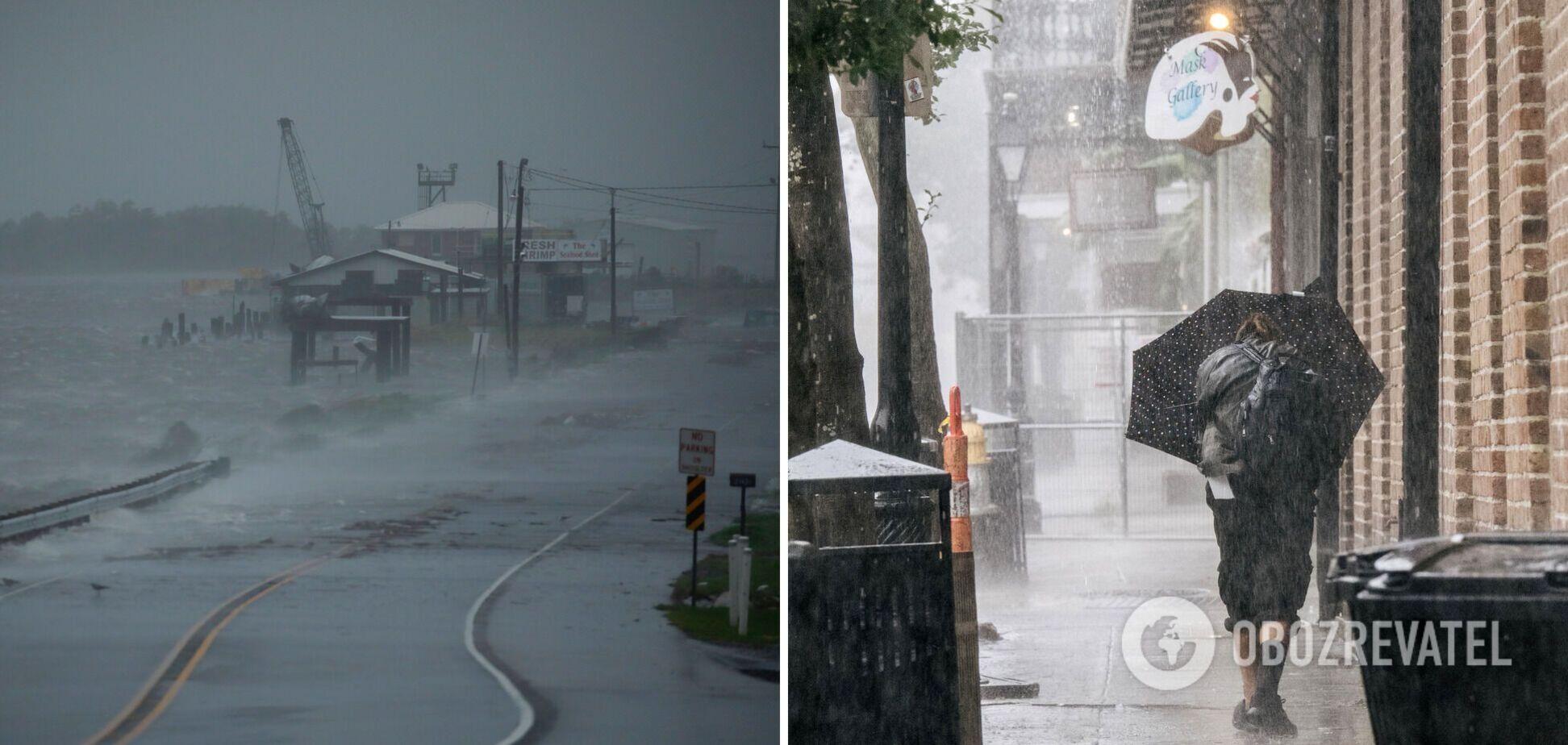 Узбережжя США накрив катастрофічний ураган 'Іда': найпотужніший шторм за 150 років розвернув річку Міссісіпі