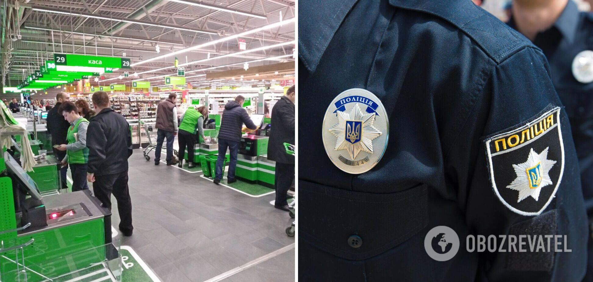 У Києві співробітниця супермаркету провернула аферу з поверненням товару: їй загрожує до 8 років за гратами