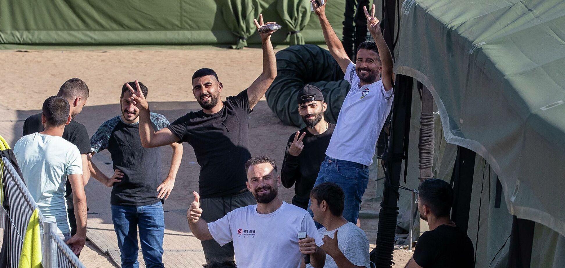 У Литві бунтують мігранти, яких затримують на кордоні з Білоруссю