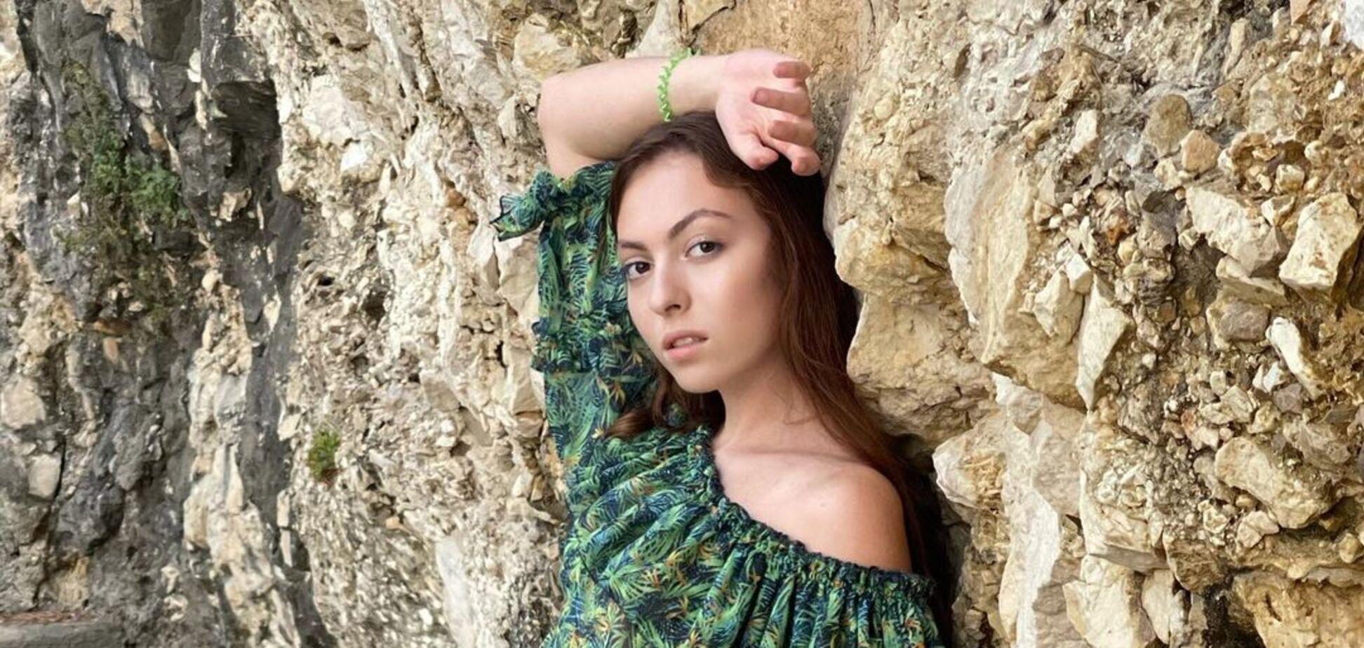 Маша Полякова в наряде без белья впечатлила сеть. Фото