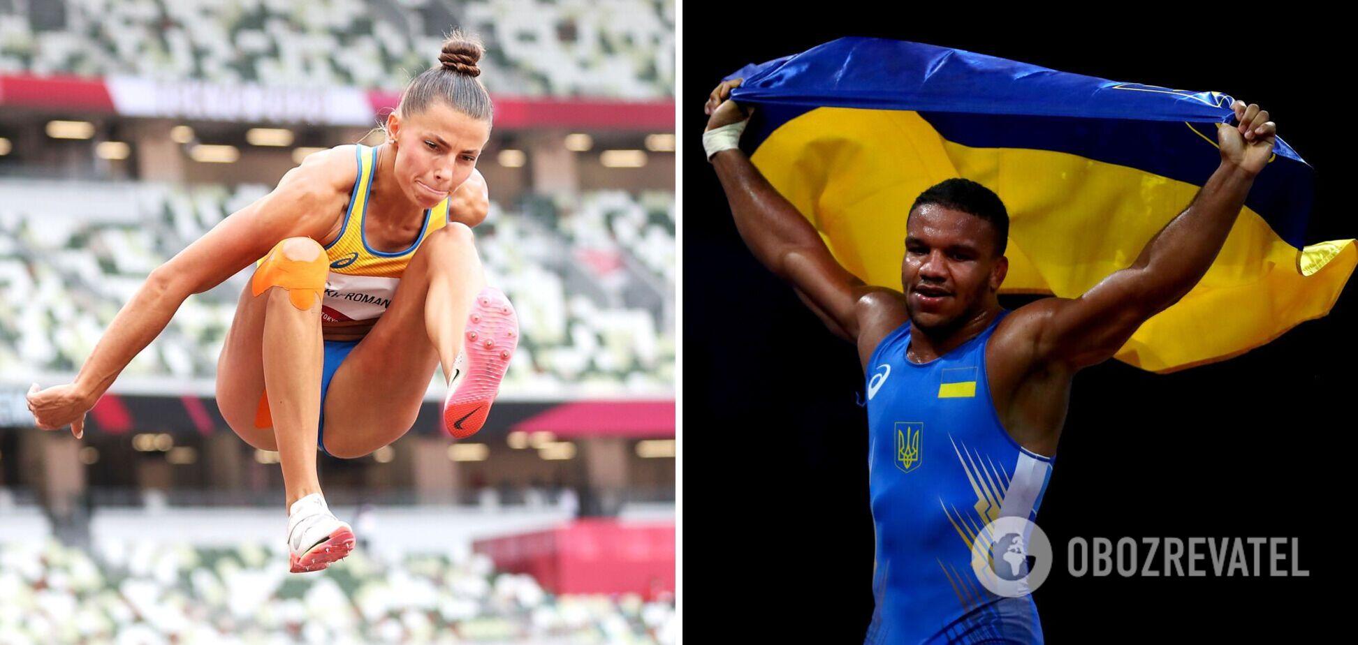 Бех-Романчук заняла пятое место в финале, а трое украинских борцов вышли в полуфинал