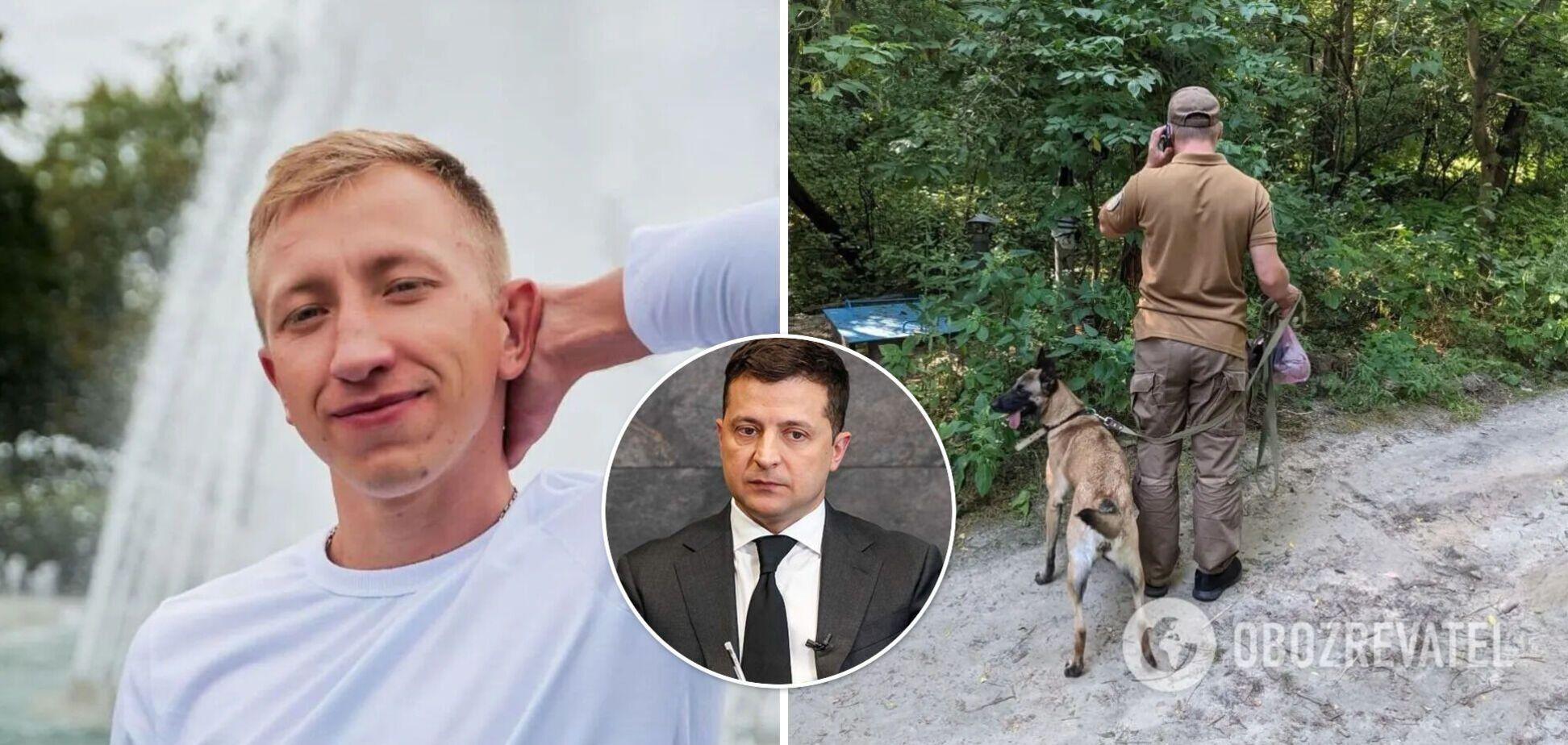 Виталий Шишов найден мертвым в Киеве