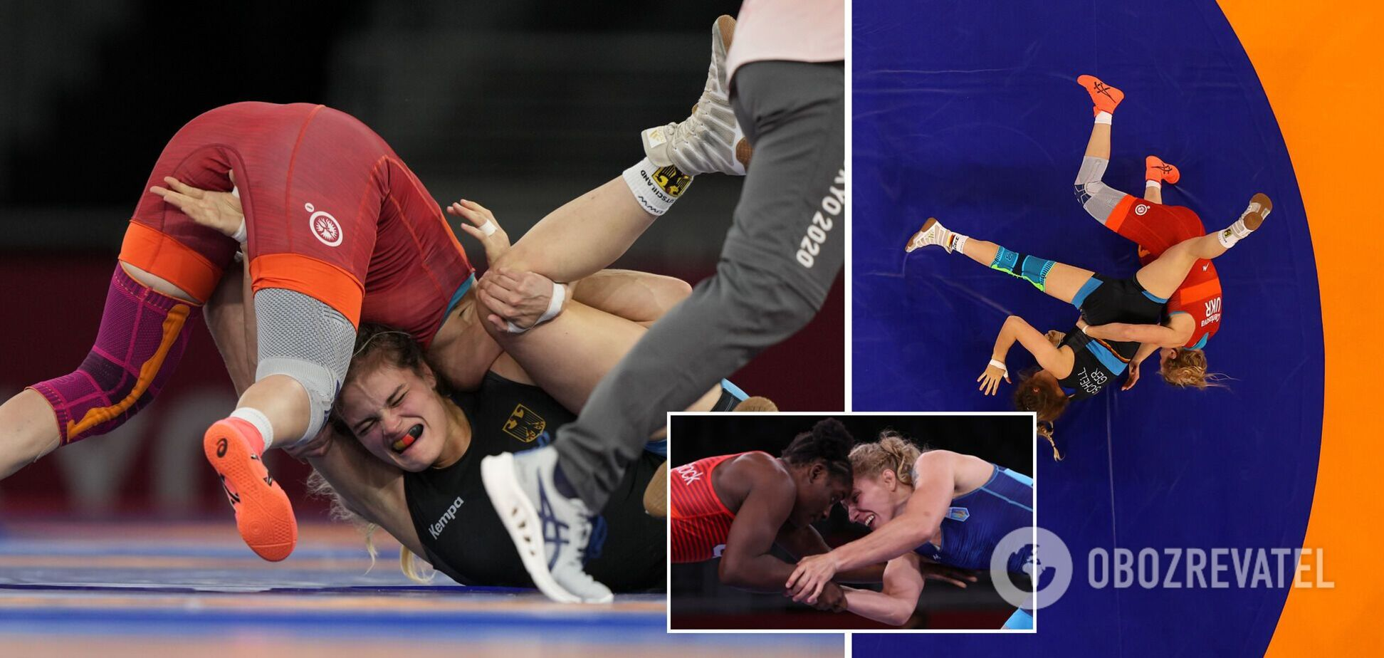 Украина сенсационно завоевала 8 медаль на Олимпиаде-2020