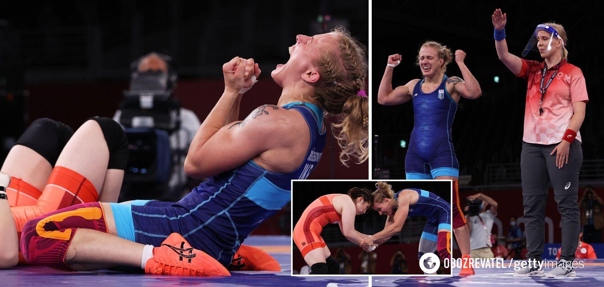 Україна сенсаційно завоювала 7-му медаль на Олімпіаді-2020