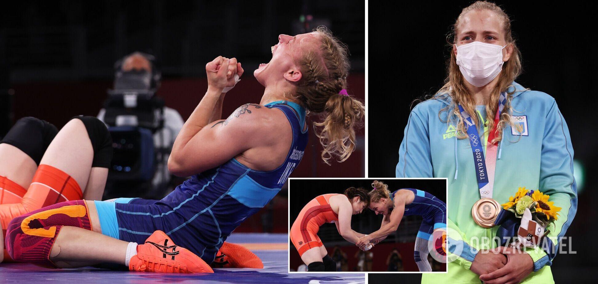 Украина сенсационно завоевала 7-ю медаль на Олимпиаде-2020