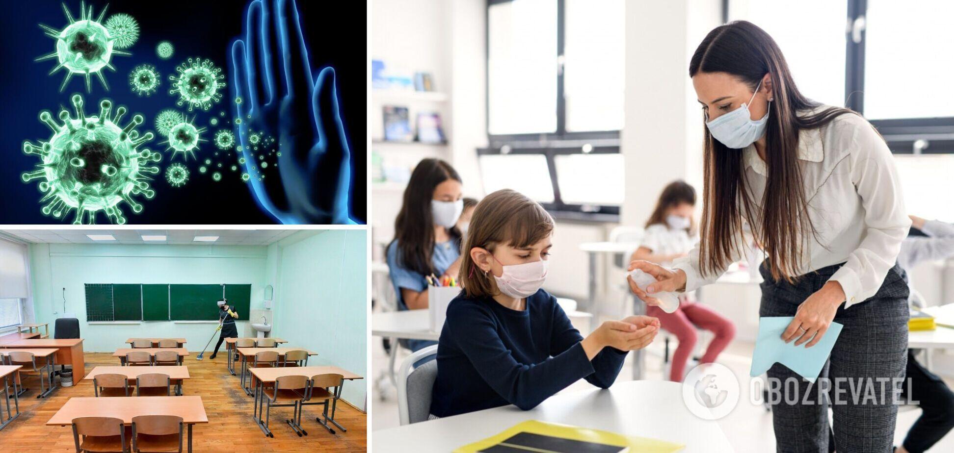 Комаровский рассказал, как уменьшить риск заражения детей COVID-19 в школе